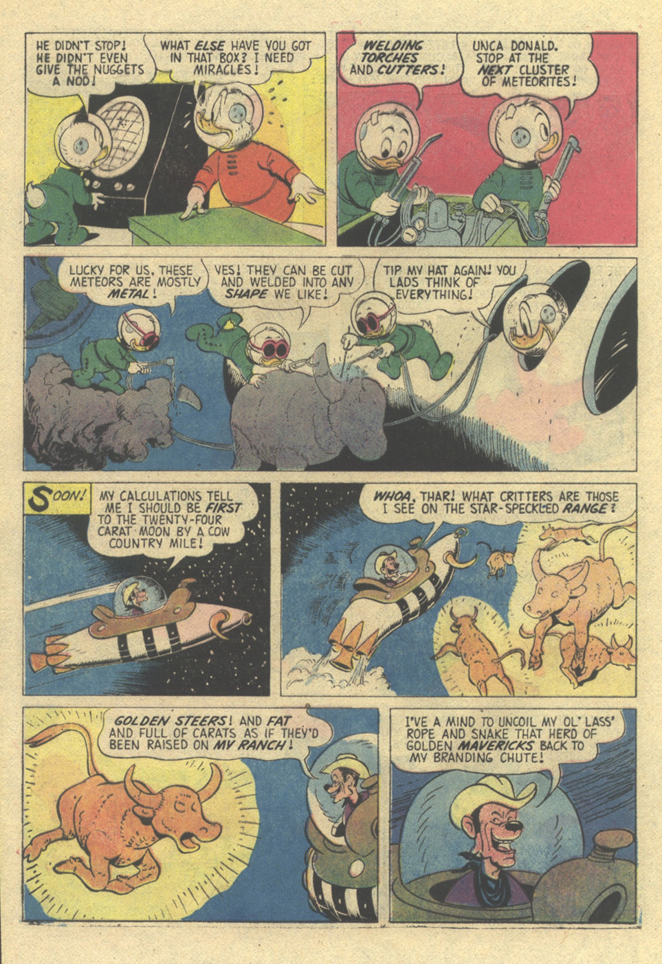 Read online Uncle Scrooge (1953) comic -  Issue #135 - 16