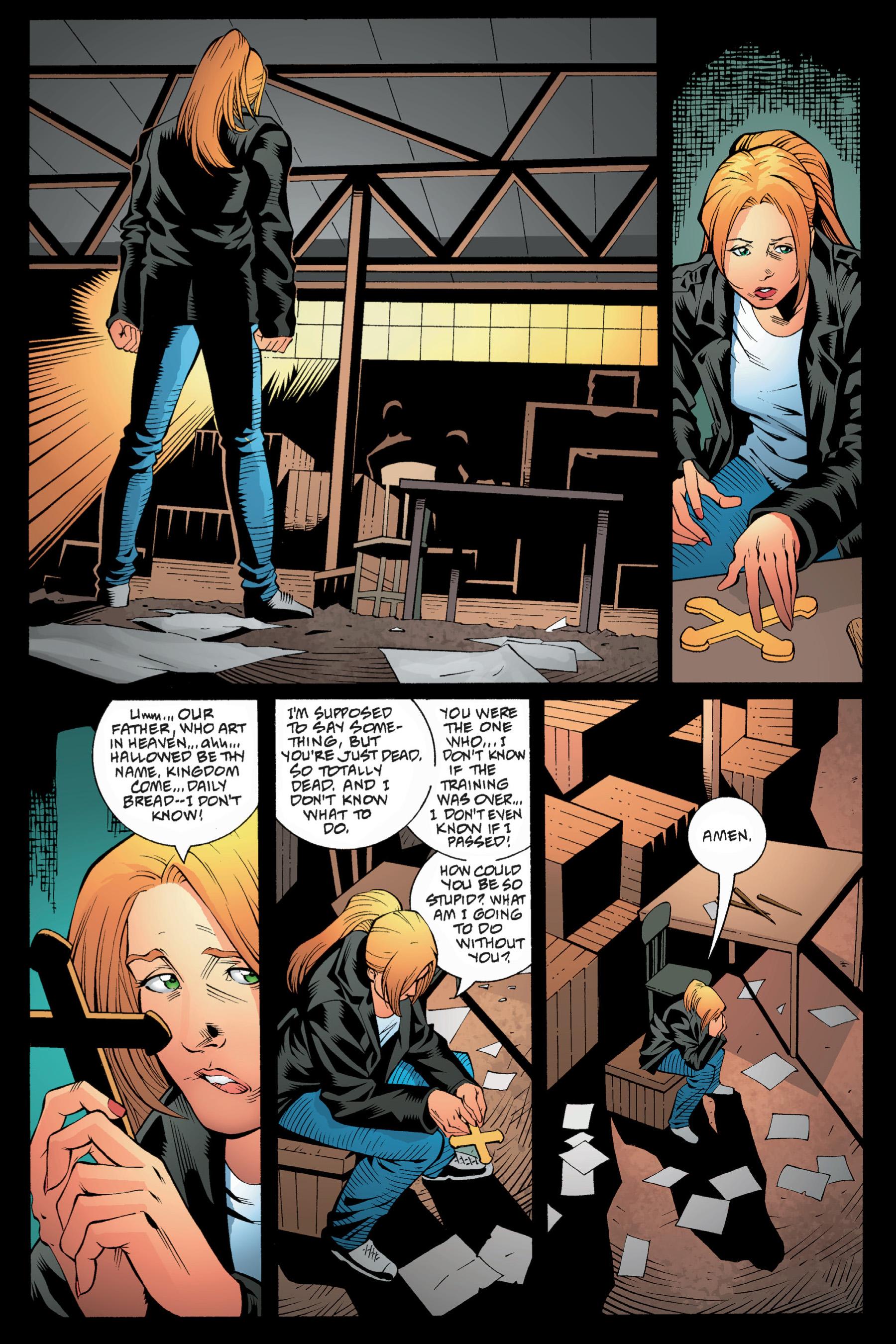 Read online Buffy the Vampire Slayer: Omnibus comic -  Issue # TPB 1 - 81