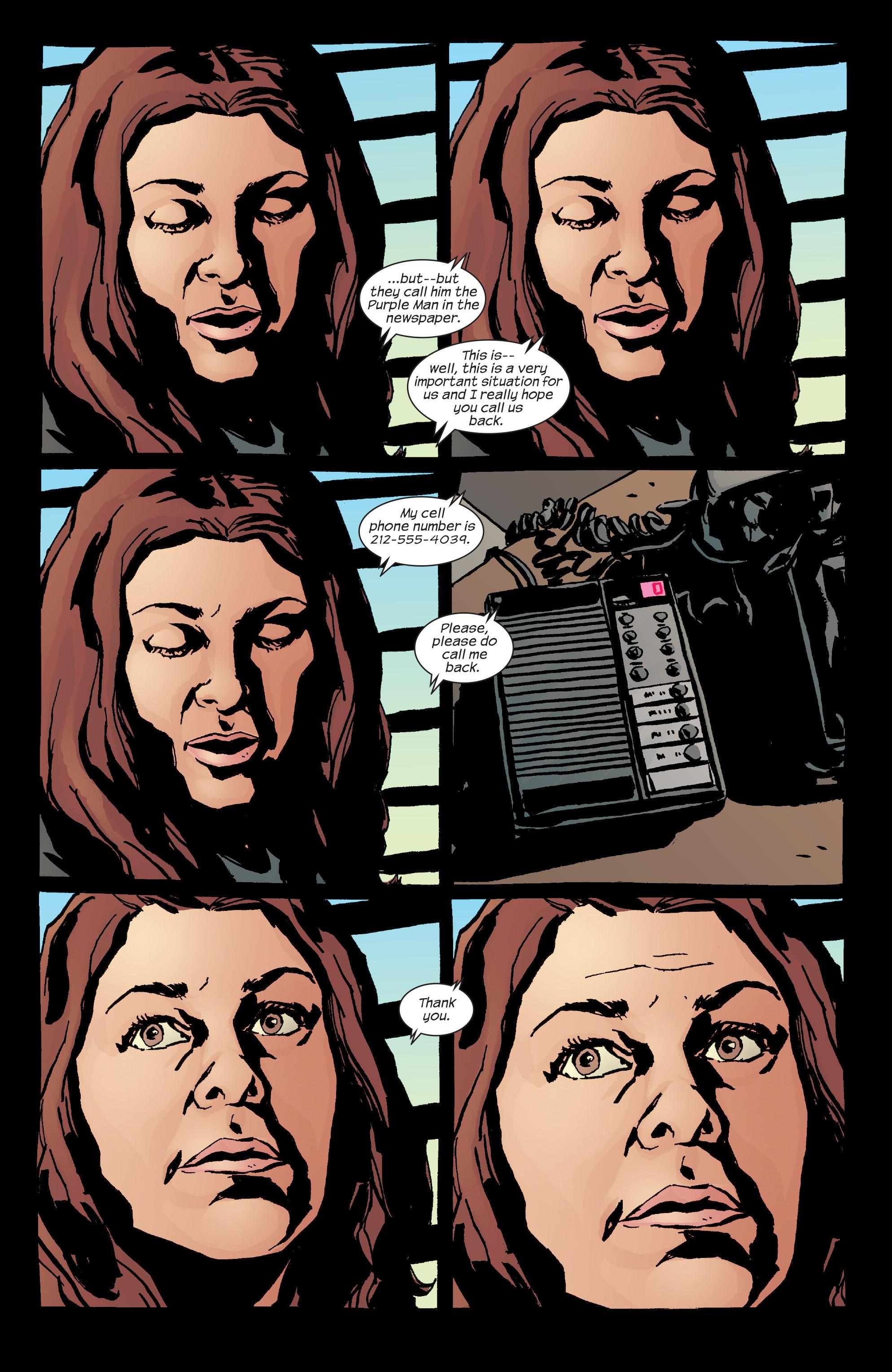 Read online Alias comic -  Issue #24 - 8