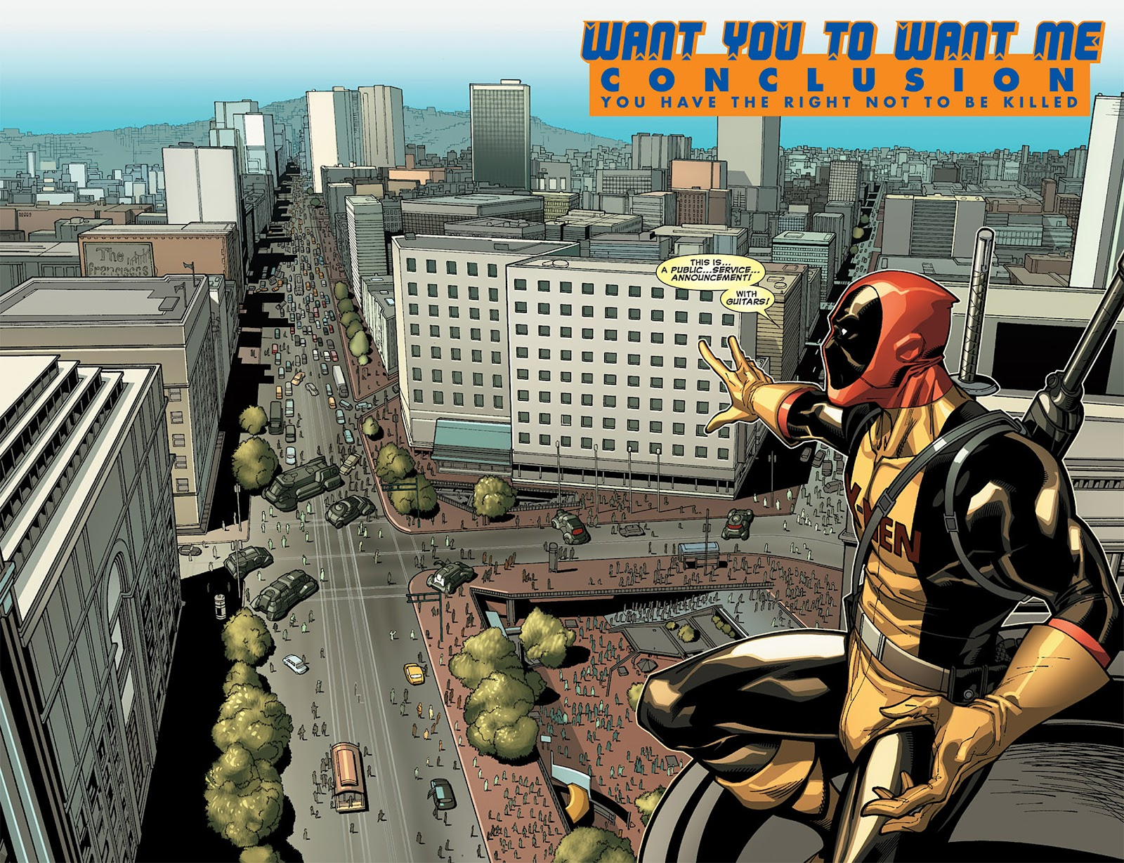 Read online Deadpool (2008) comic -  Issue #18 - 6