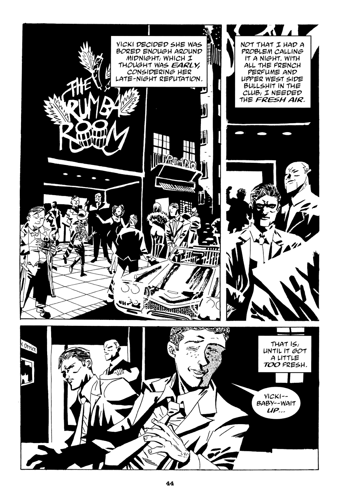 Read online Filthy Rich comic -  Issue # TPB (Part 1) - 46