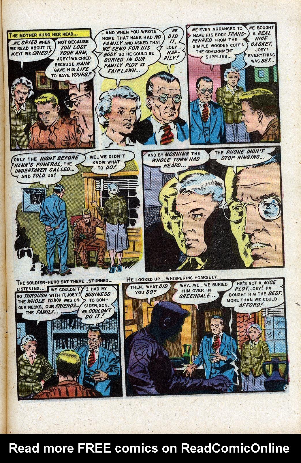 Read online Shock SuspenStories comic -  Issue #11 - 15