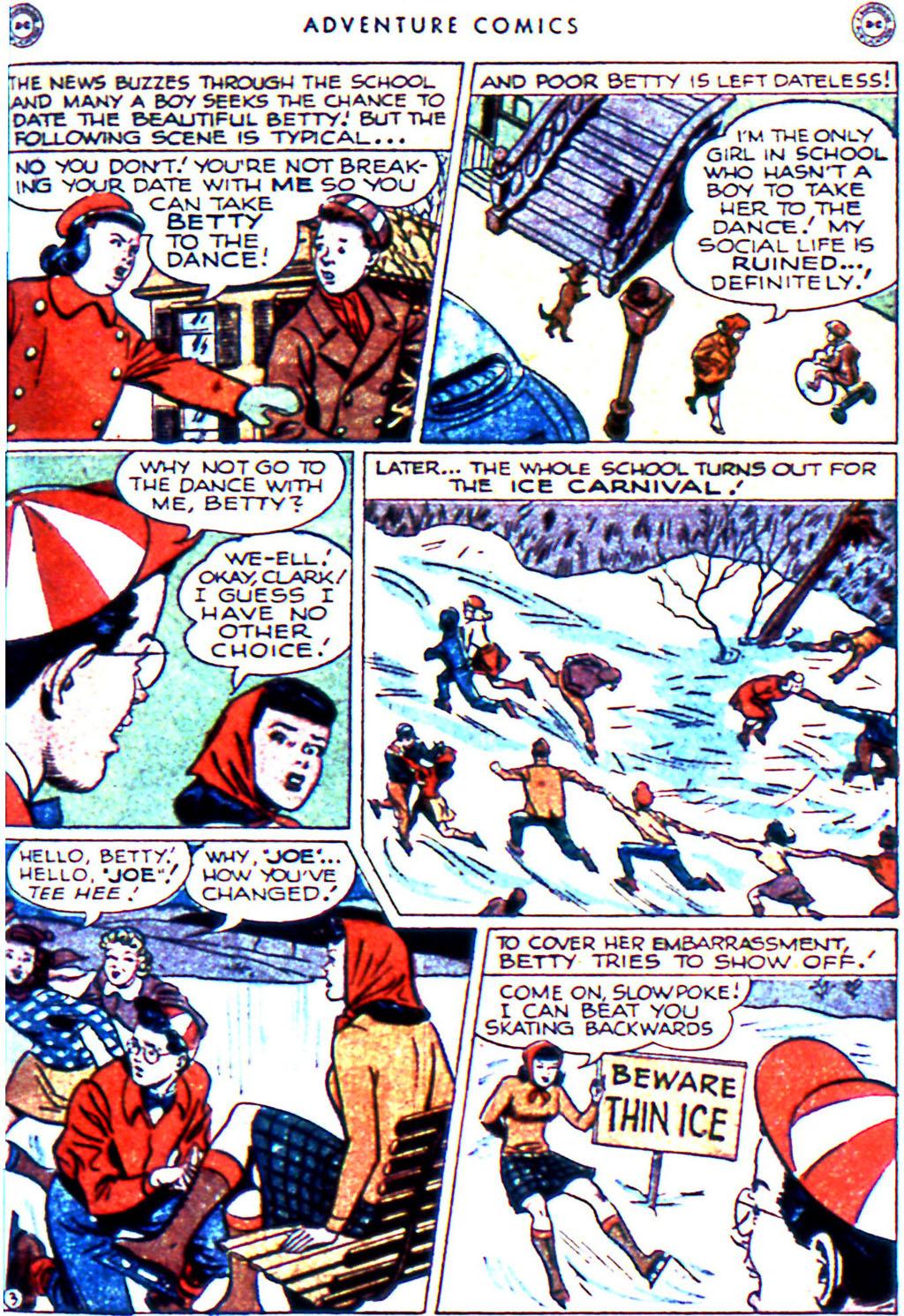 Read online Adventure Comics (1938) comic -  Issue #119 - 5