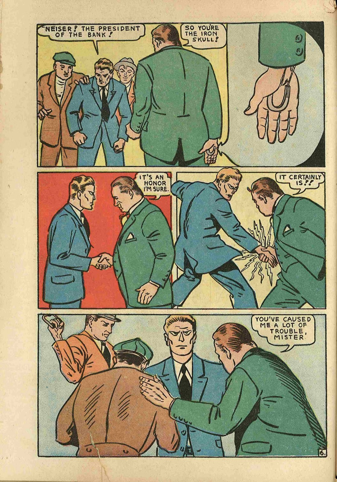 Stars and Stripes Comics issue 2 - Page 64