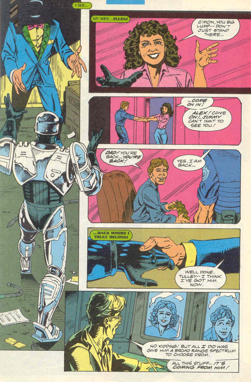 Read online Robocop (1990) comic -  Issue #16 - 19