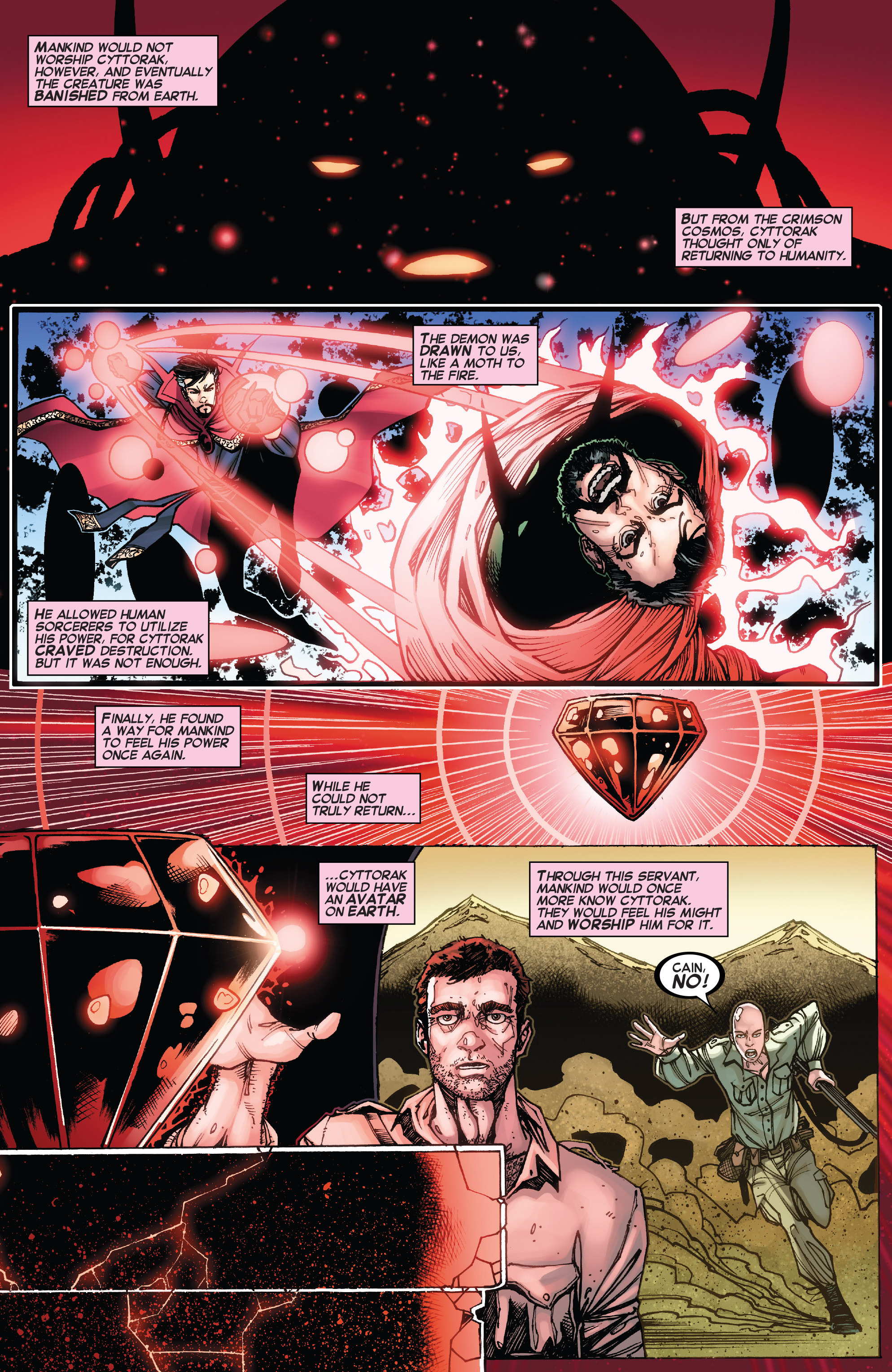 Read online Amazing X-Men (2014) comic -  Issue #15 - 4
