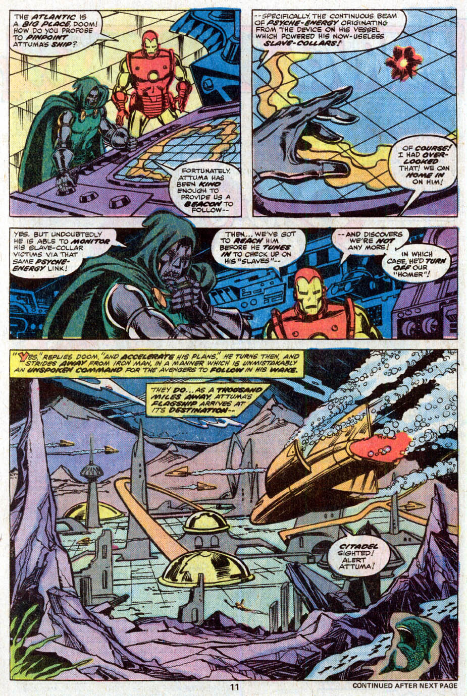 The Avengers (1963) 156 Page 7