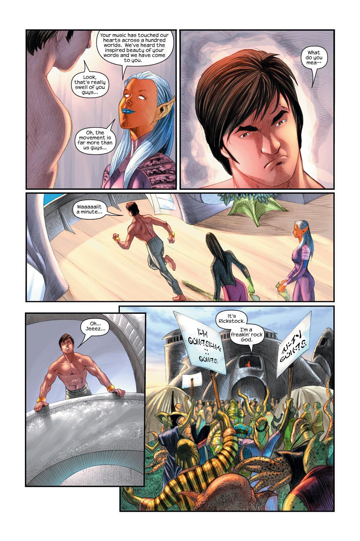 Captain Marvel (2002) Issue #10 #10 - English 16