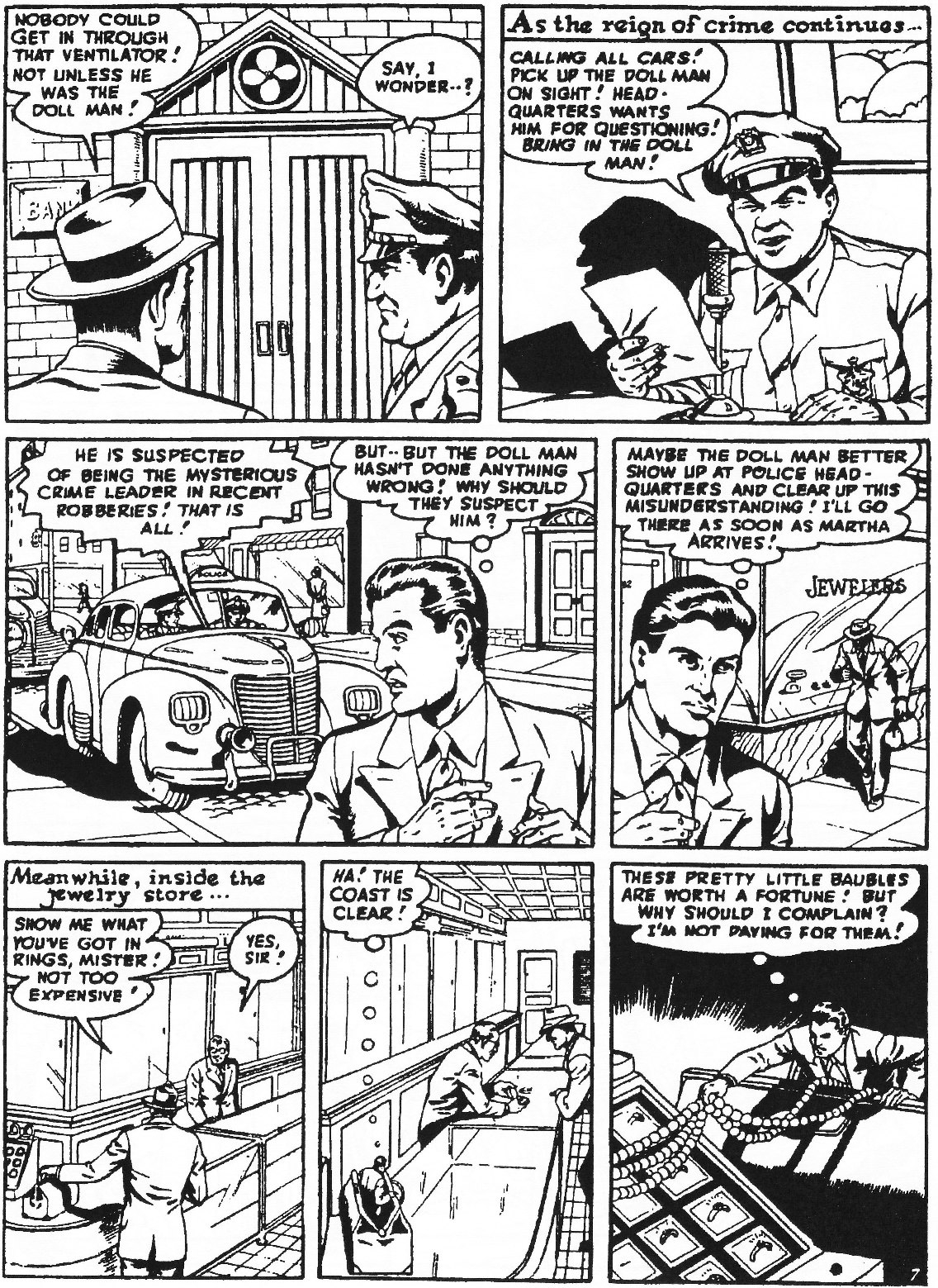 Read online Men of Mystery Comics comic -  Issue #75 - 18