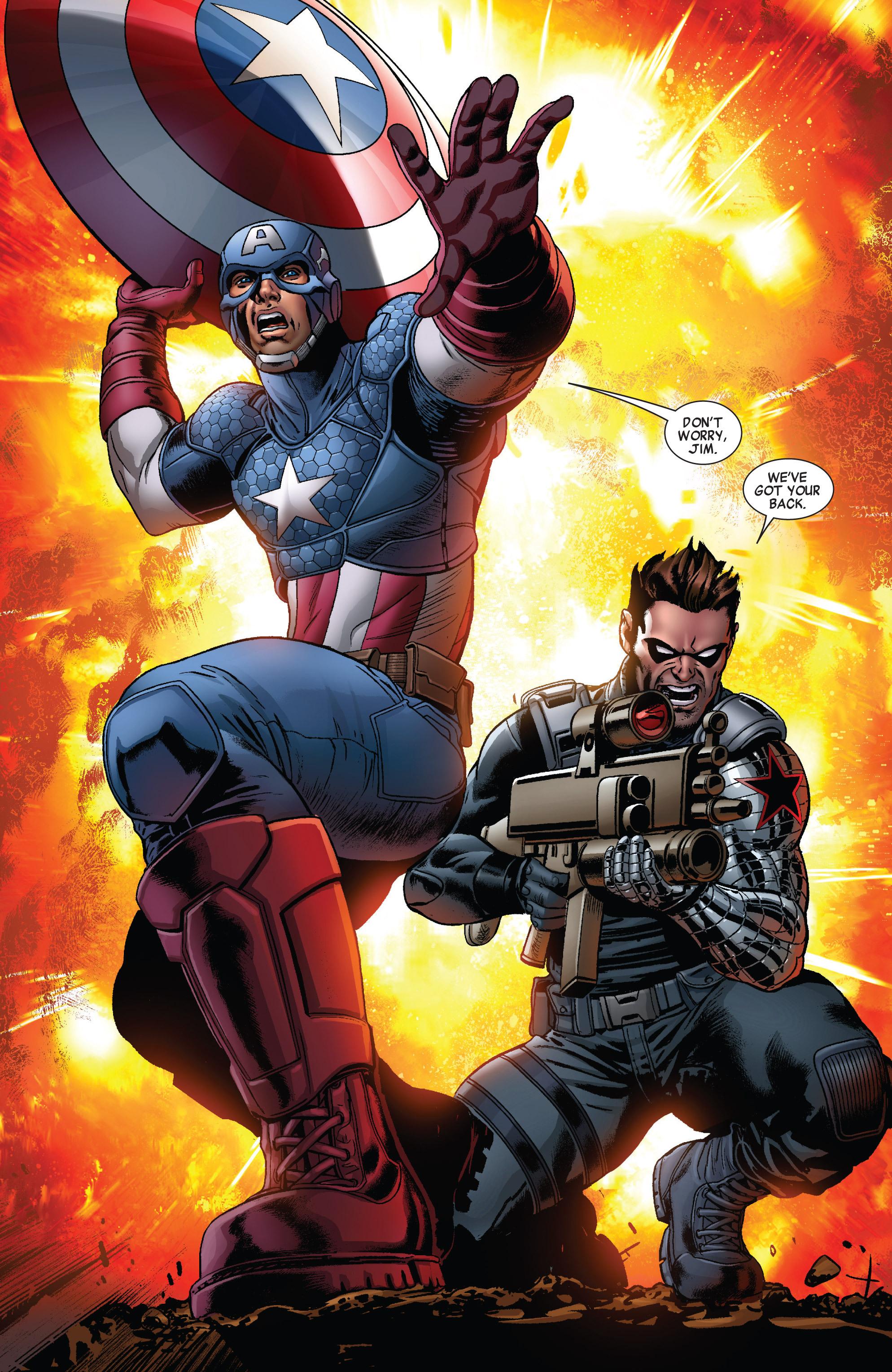 Read online Avengers (2013) comic -  Issue #Avengers (2013) _TPB 5 - 130