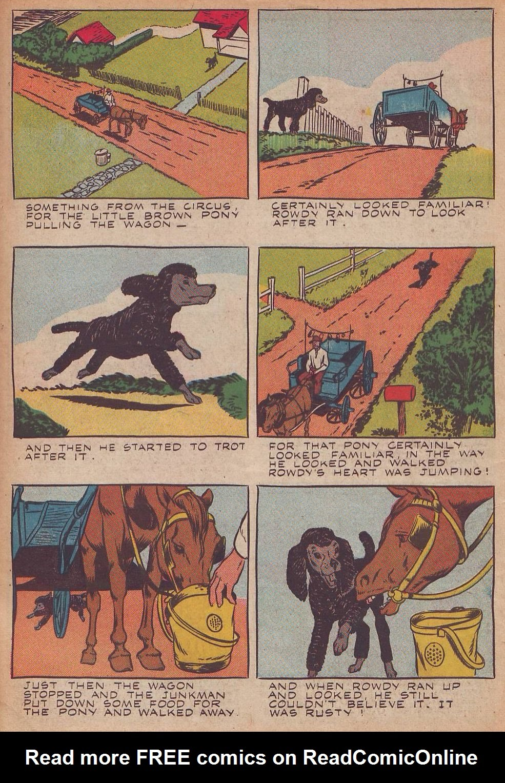 Read online Animal Comics comic -  Issue #21 - 47