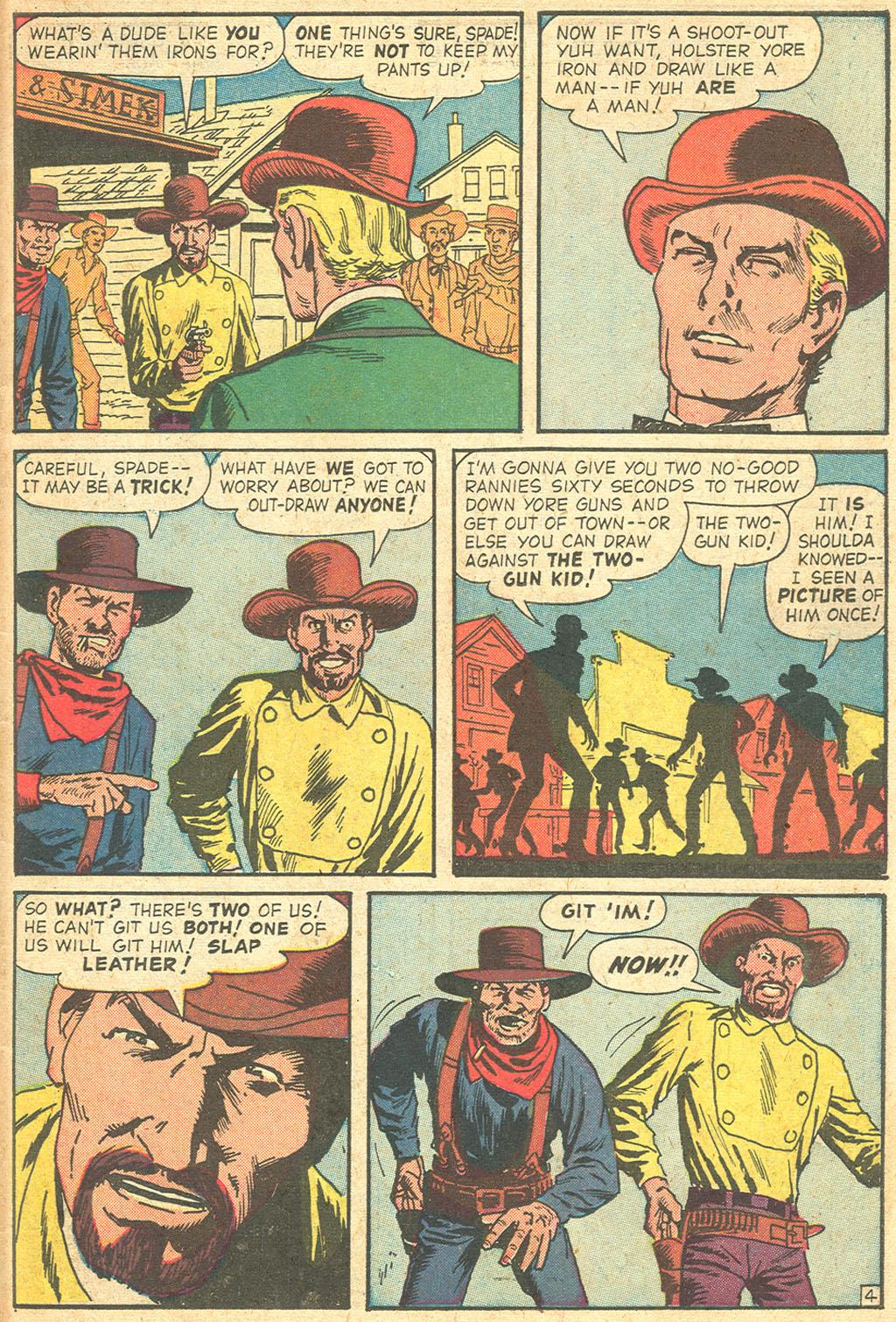Read online Two-Gun Kid comic -  Issue #50 - 31