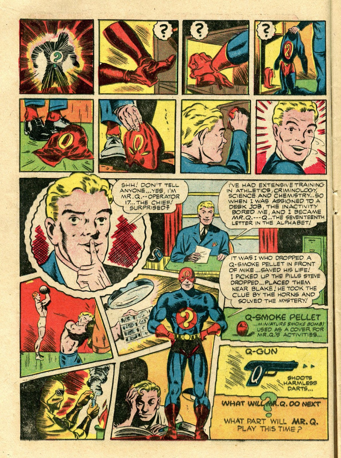 Green Hornet Comics issue 11 - Page 11