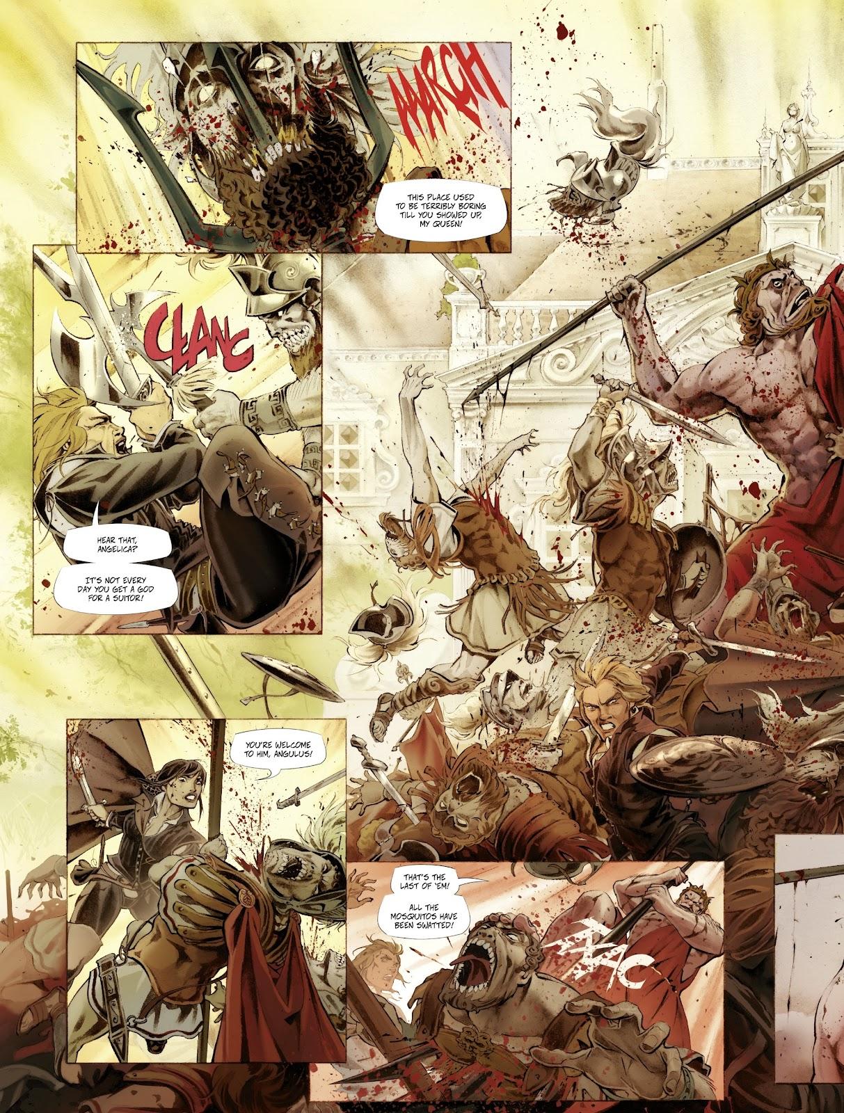 Read online Arthus Trivium comic -  Issue #4 - 26