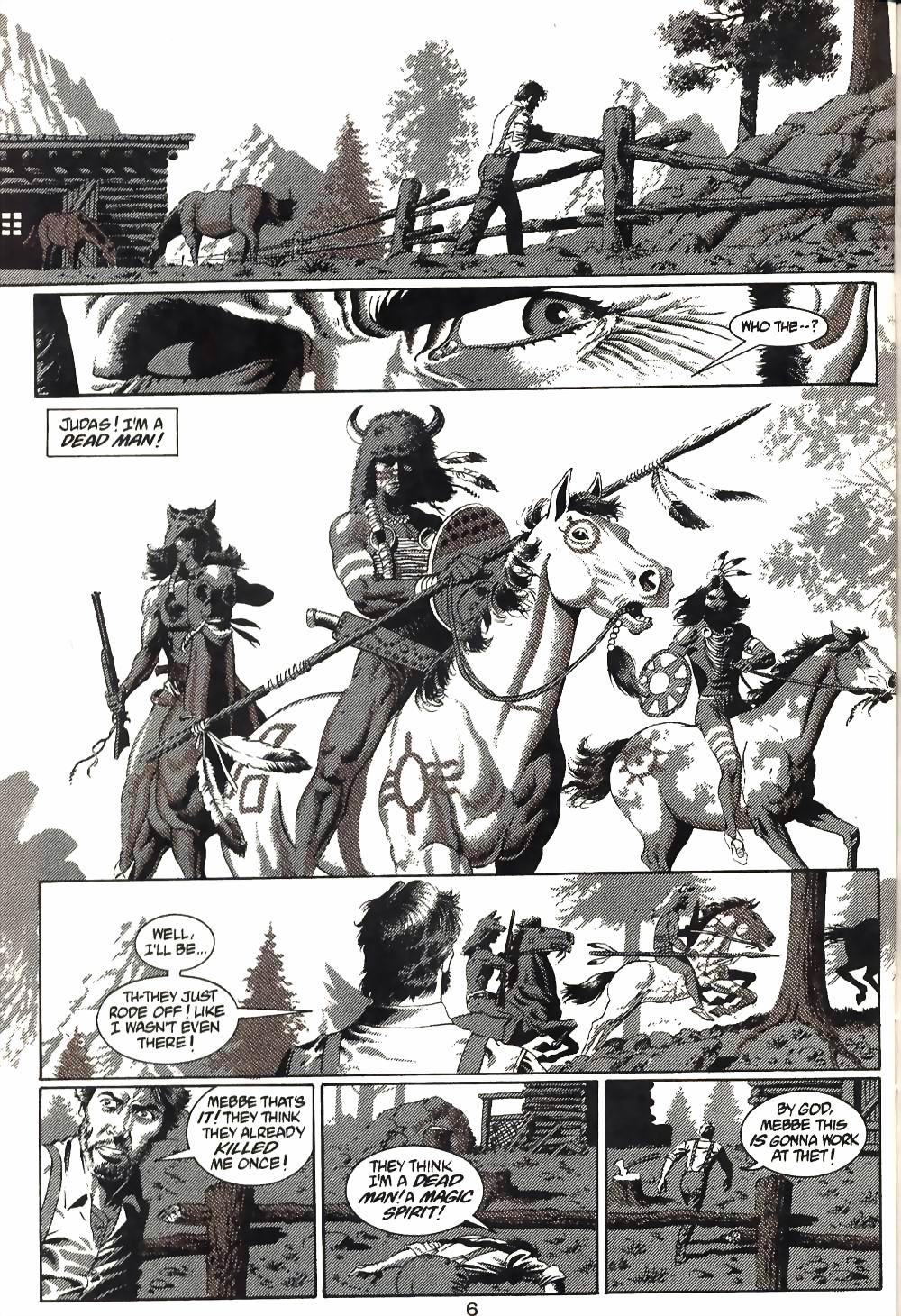 Read online Flinch comic -  Issue #4 - 18