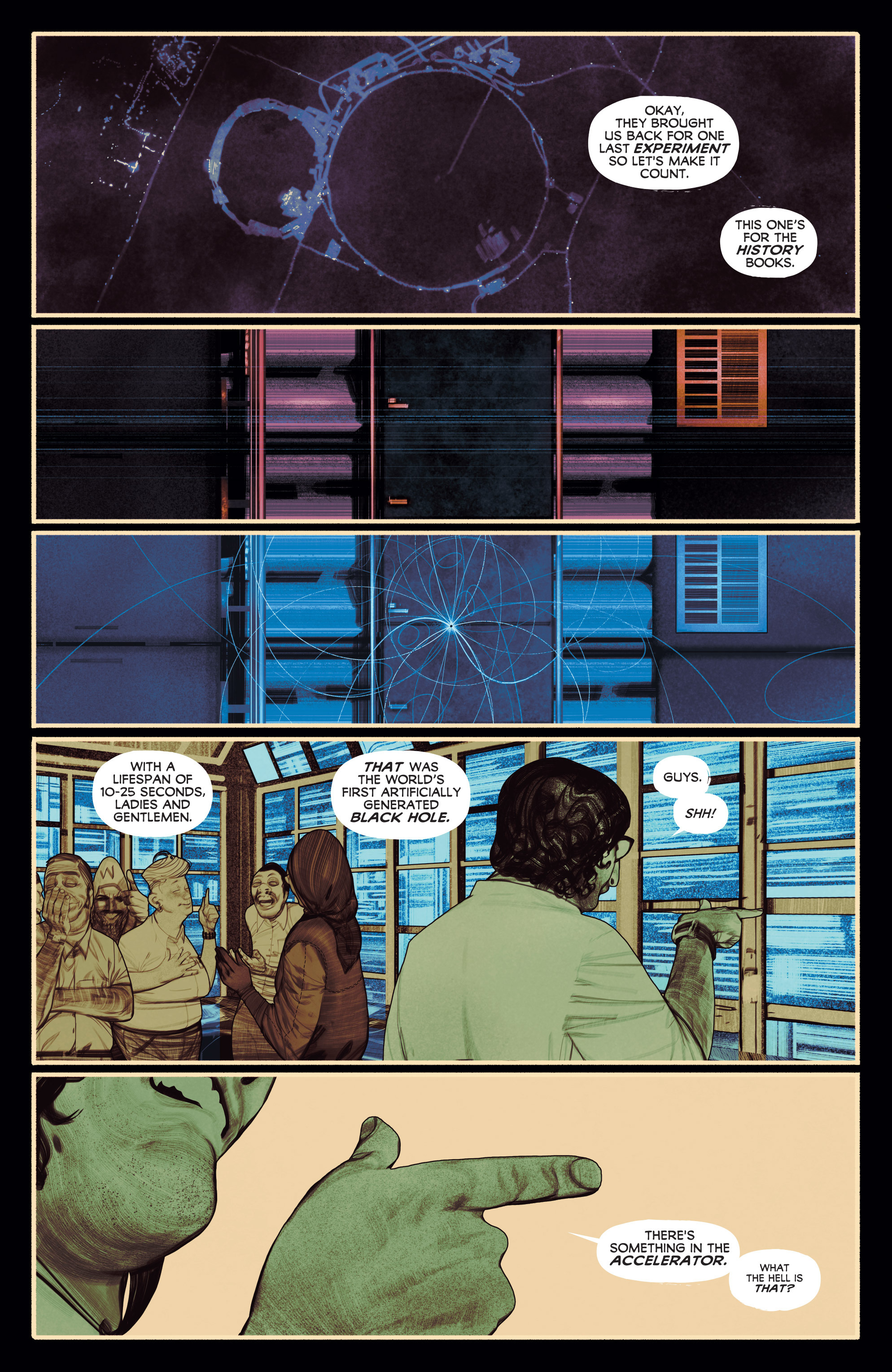 Read online Annihilator comic -  Issue #5 - 3