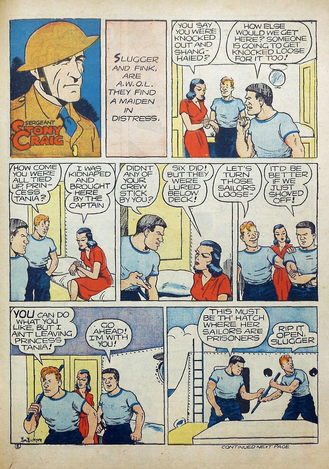 Reglar Fellers Heroic Comics issue 13 - Page 57