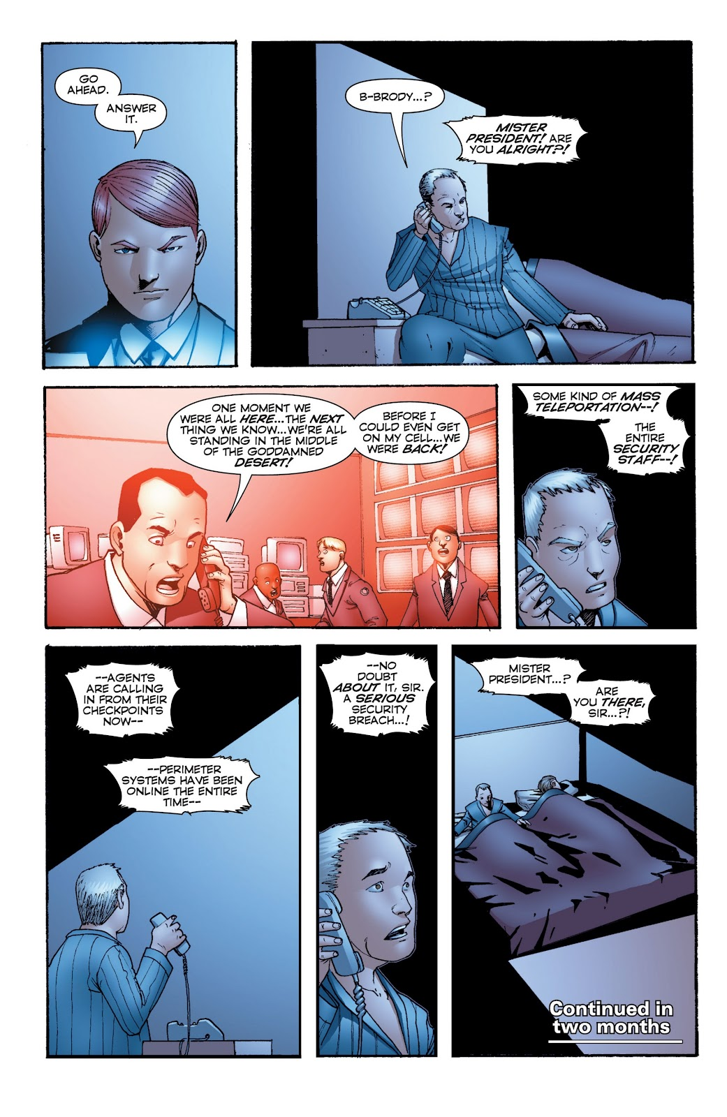 Wildcats Version 3.0 Issue #18 #18 - English 23