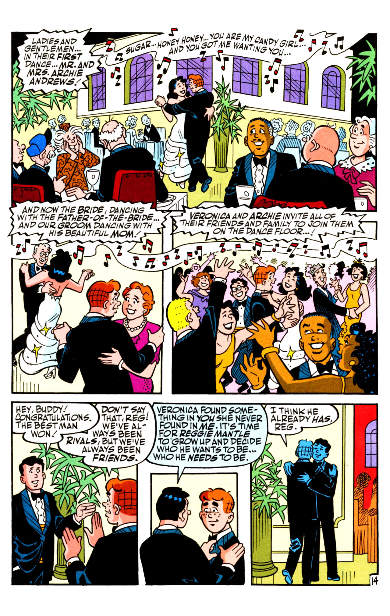 Read online Archie (1960) comic -  Issue #601 - 21