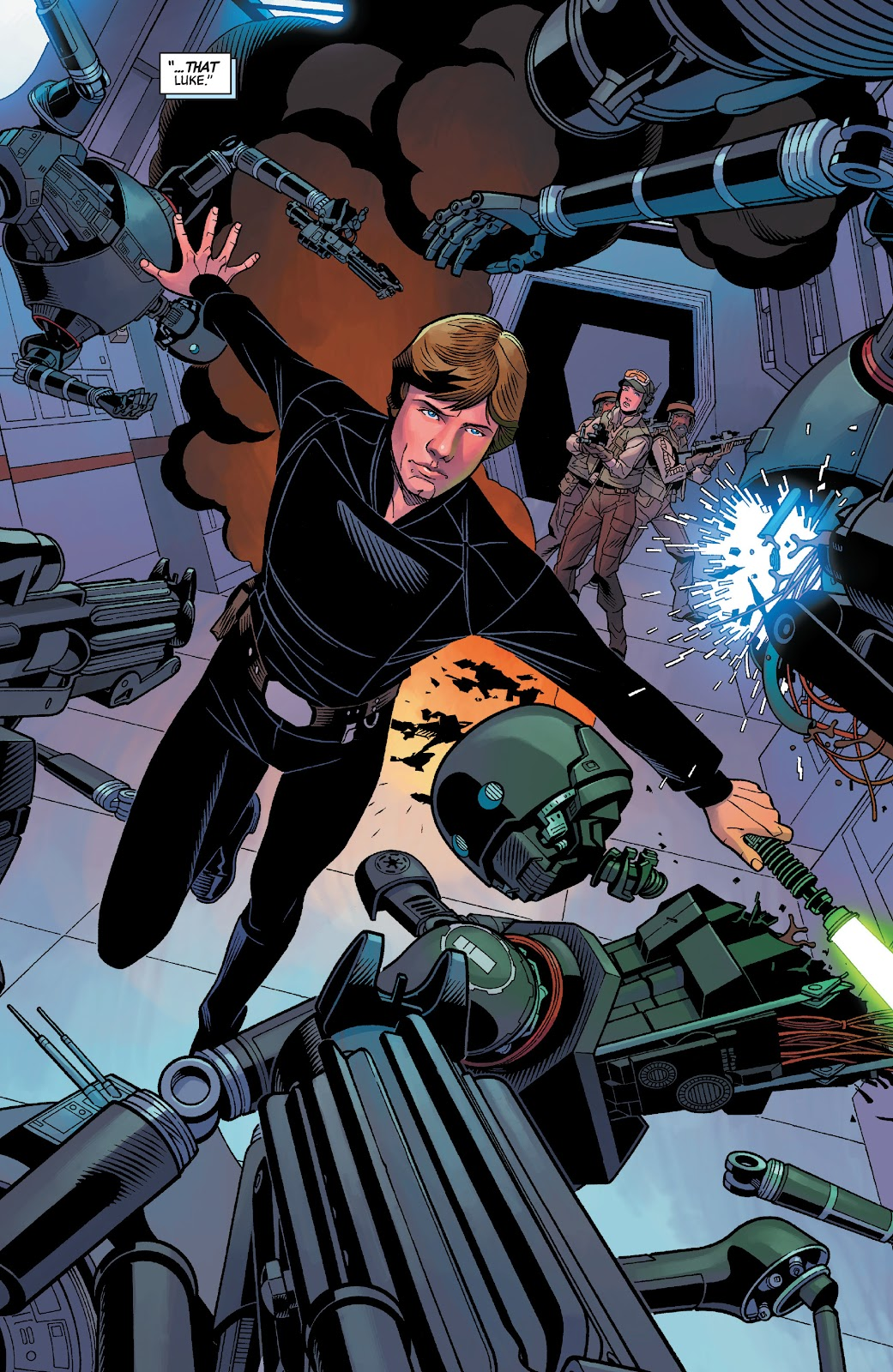 Read online Star Wars: Age of Rebellion - Heroes comic -  Issue # TPB - 74