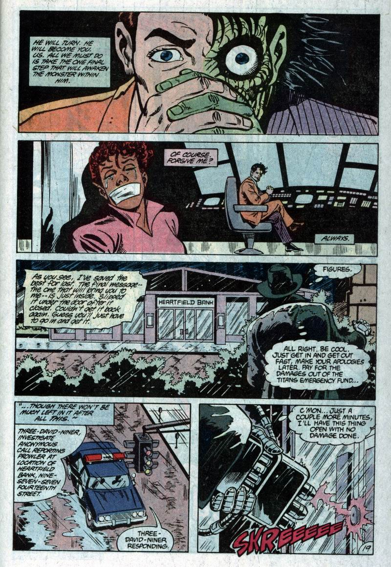 Teen Titans Spotlight issue 13 - Page 20