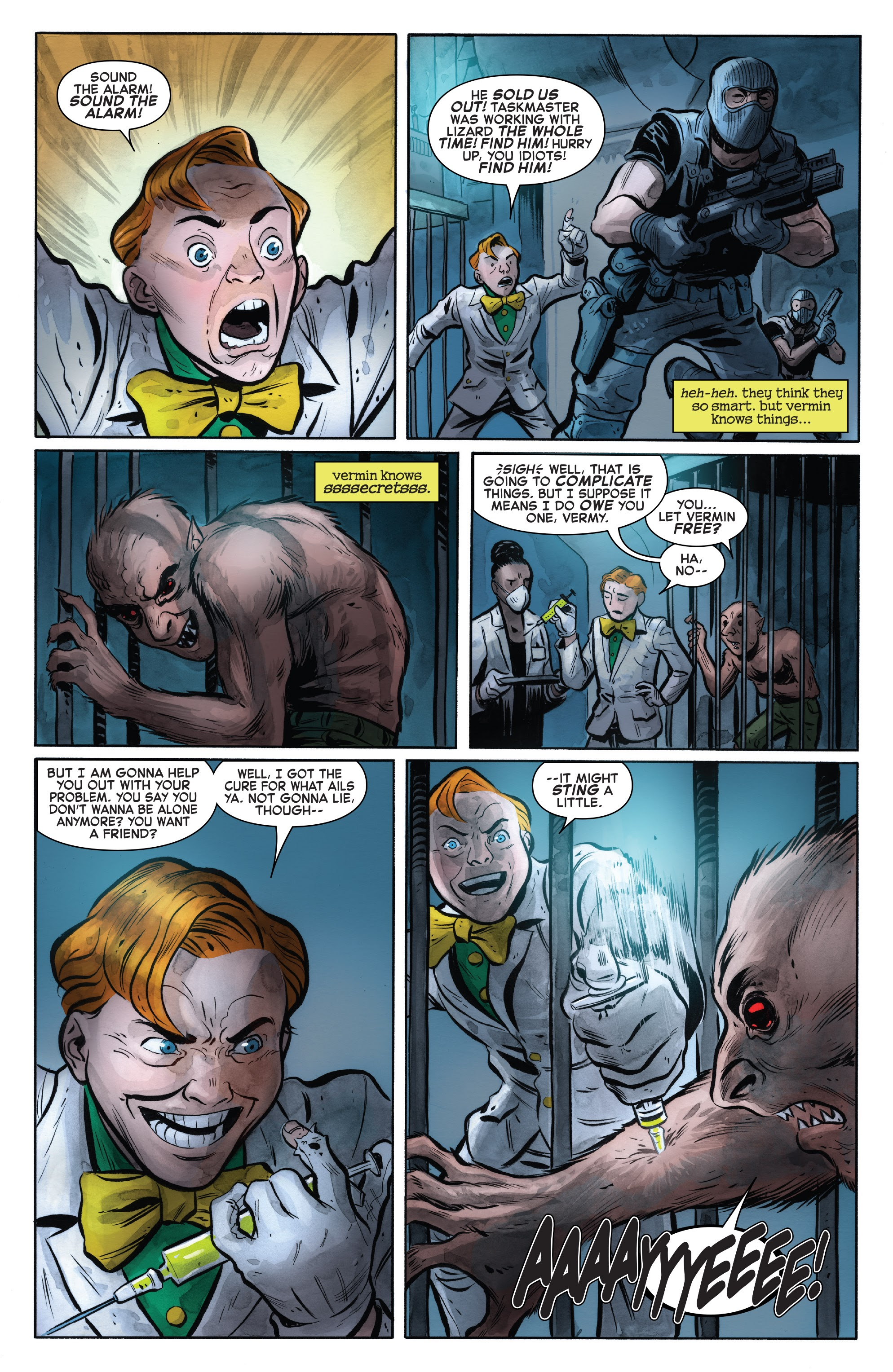 Read online The Amazing Spider-Man (2018) comic -  Issue #20.HU - 21