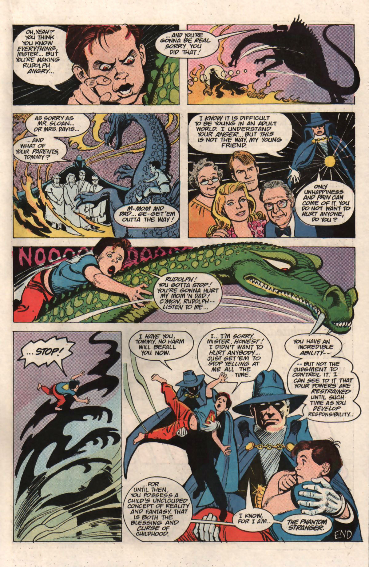 Read online Action Comics (1938) comic -  Issue #641 - 38