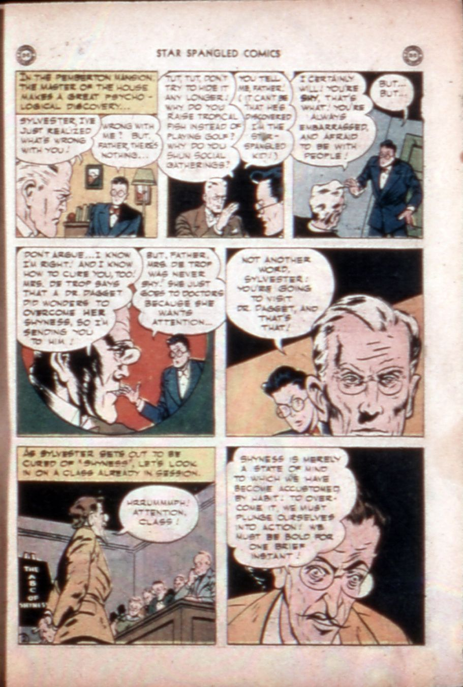 Star Spangled Comics (1941) issue 43 - Page 30