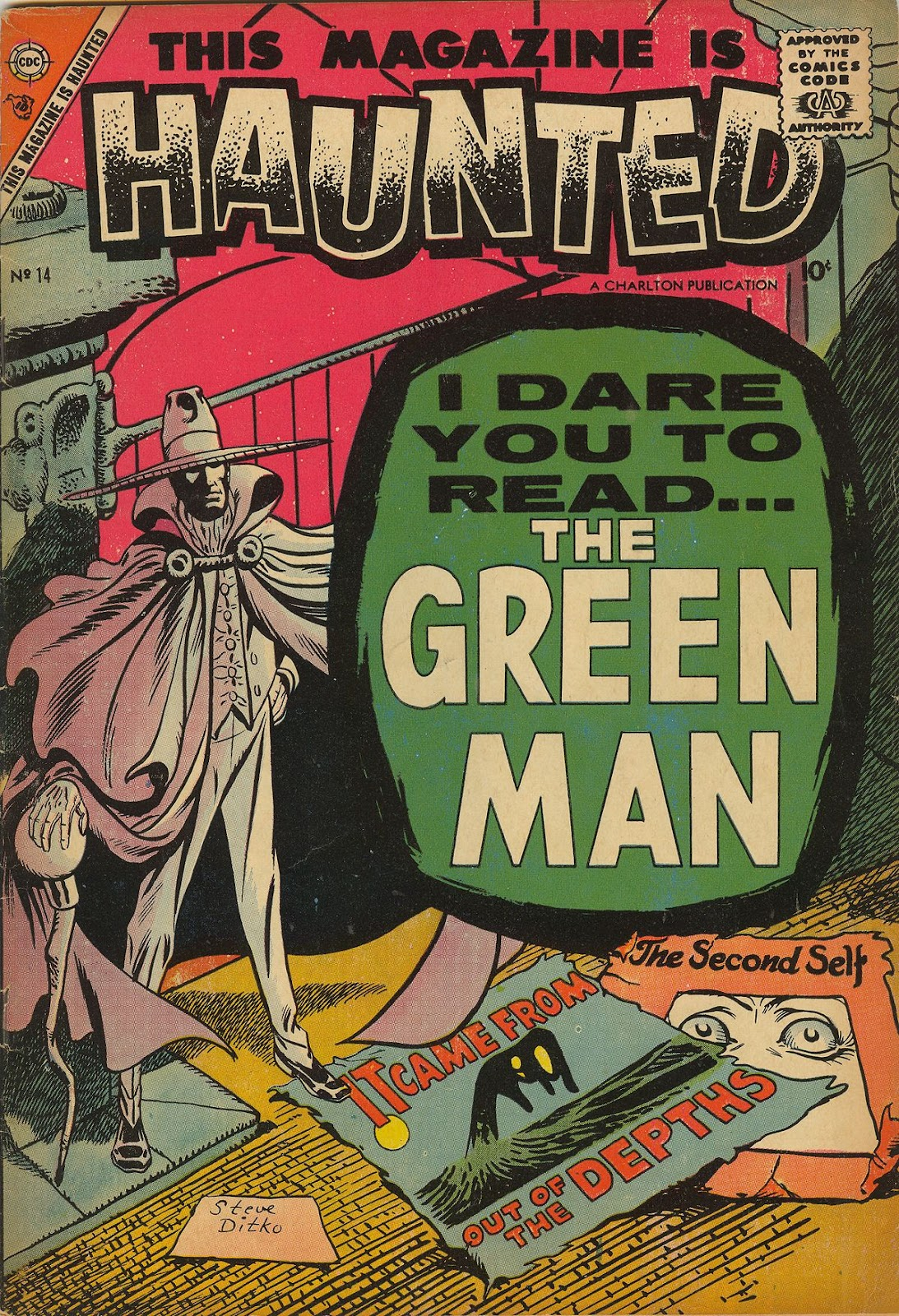 Read online This Magazine Is Haunted comic -  Issue #14 - 1