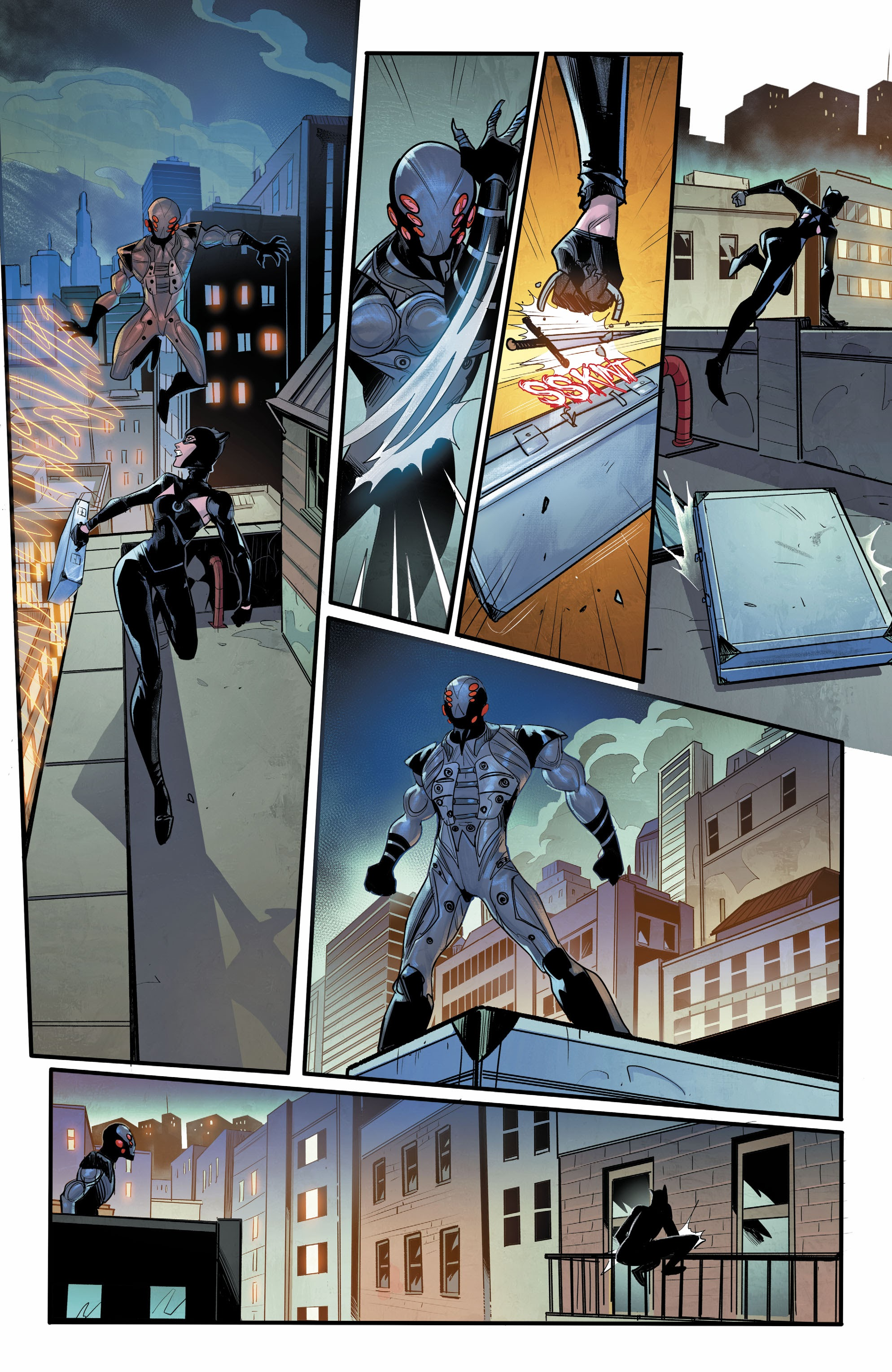 Catwoman (2018) #14 #15 - English 15