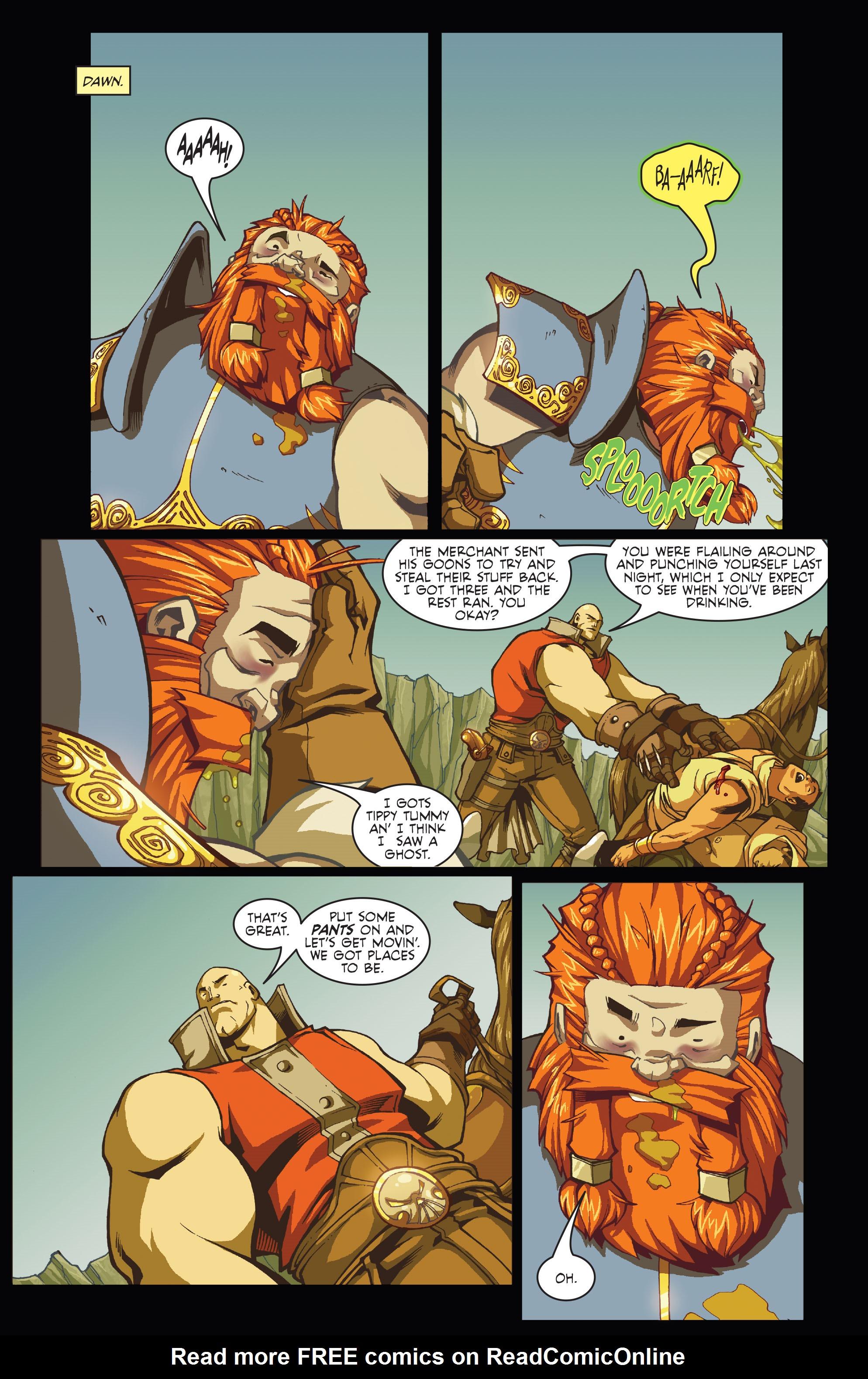 Read online Skullkickers comic -  Issue #3 - 10