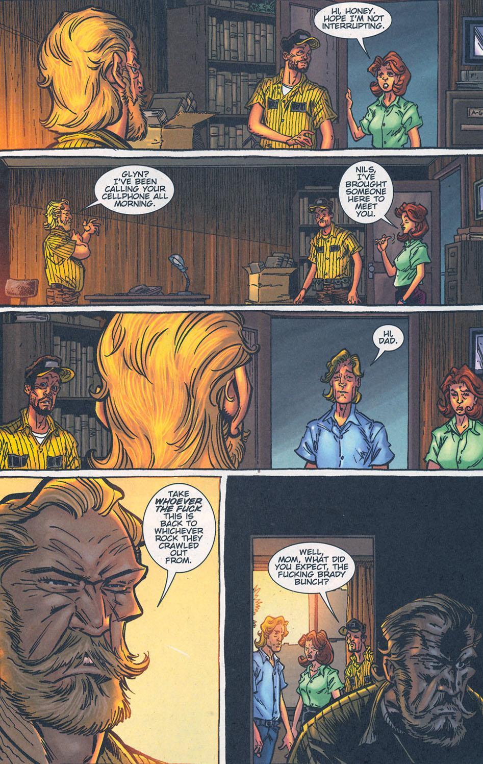 Read online The Exterminators comic -  Issue #16 - 17