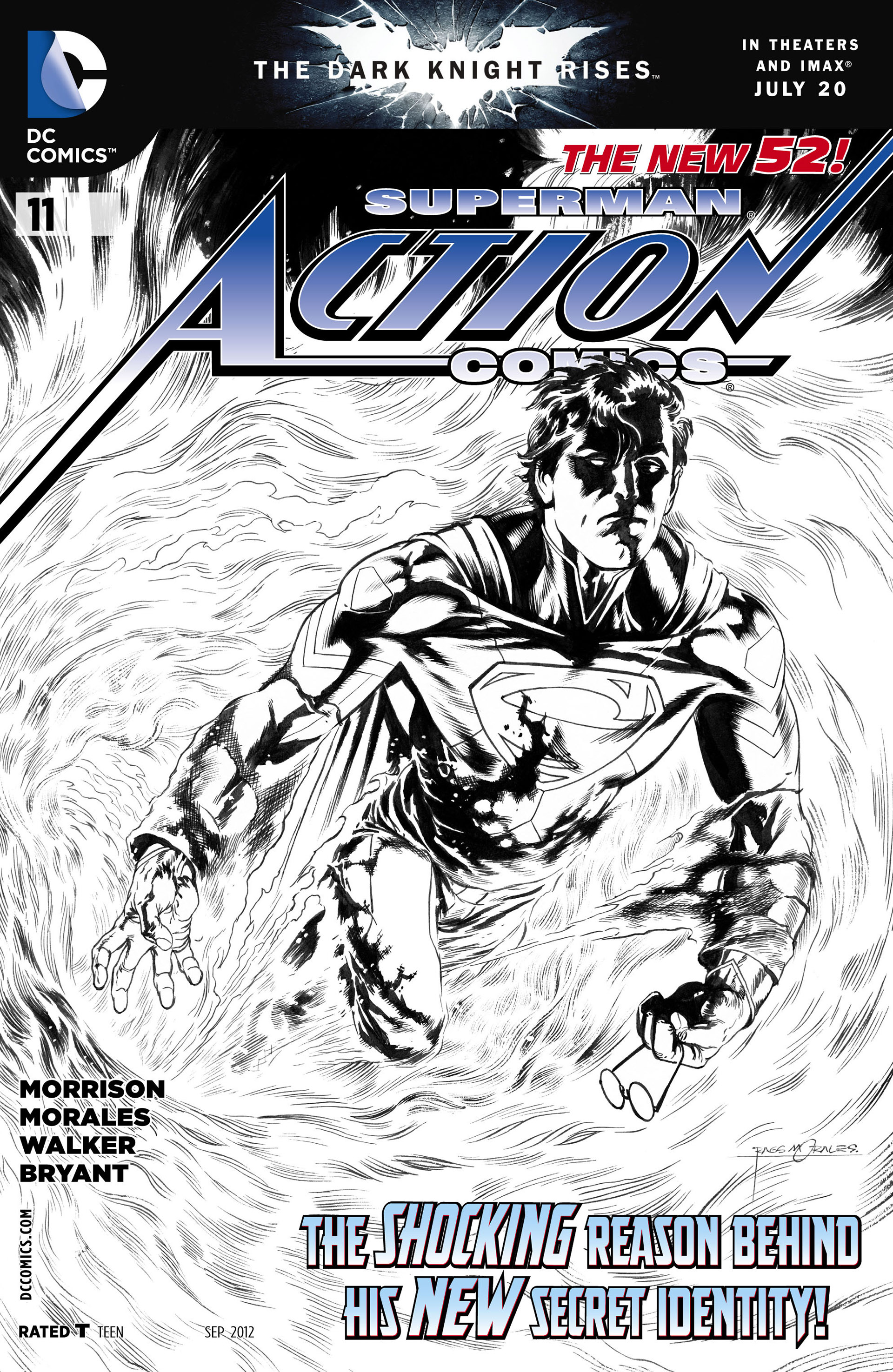 Read online Action Comics (2011) comic -  Issue #11 - 30
