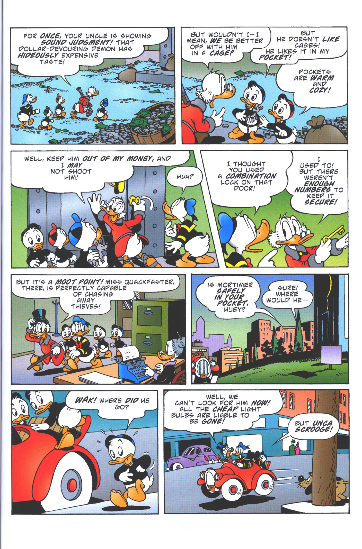 Read online Uncle Scrooge (1953) comic -  Issue #360 - 41