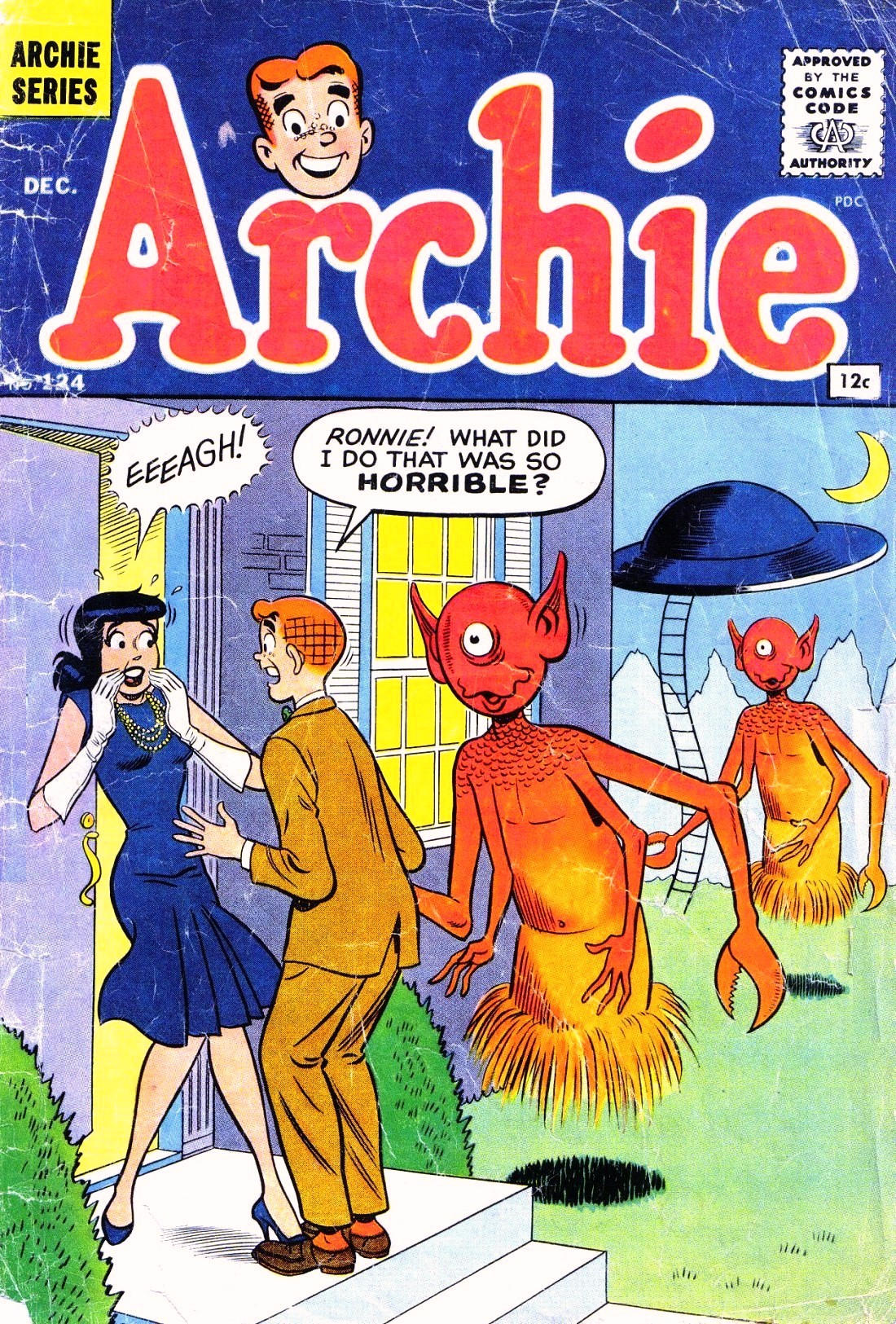 Read online Archie (1960) comic -  Issue #124 - 1