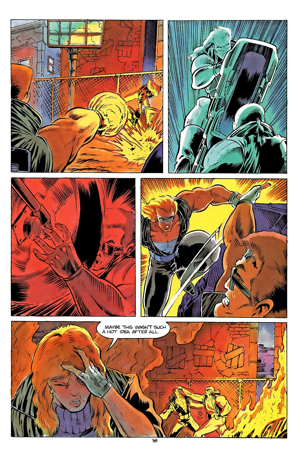 The Terminator (1988) issue 12 - Page 43