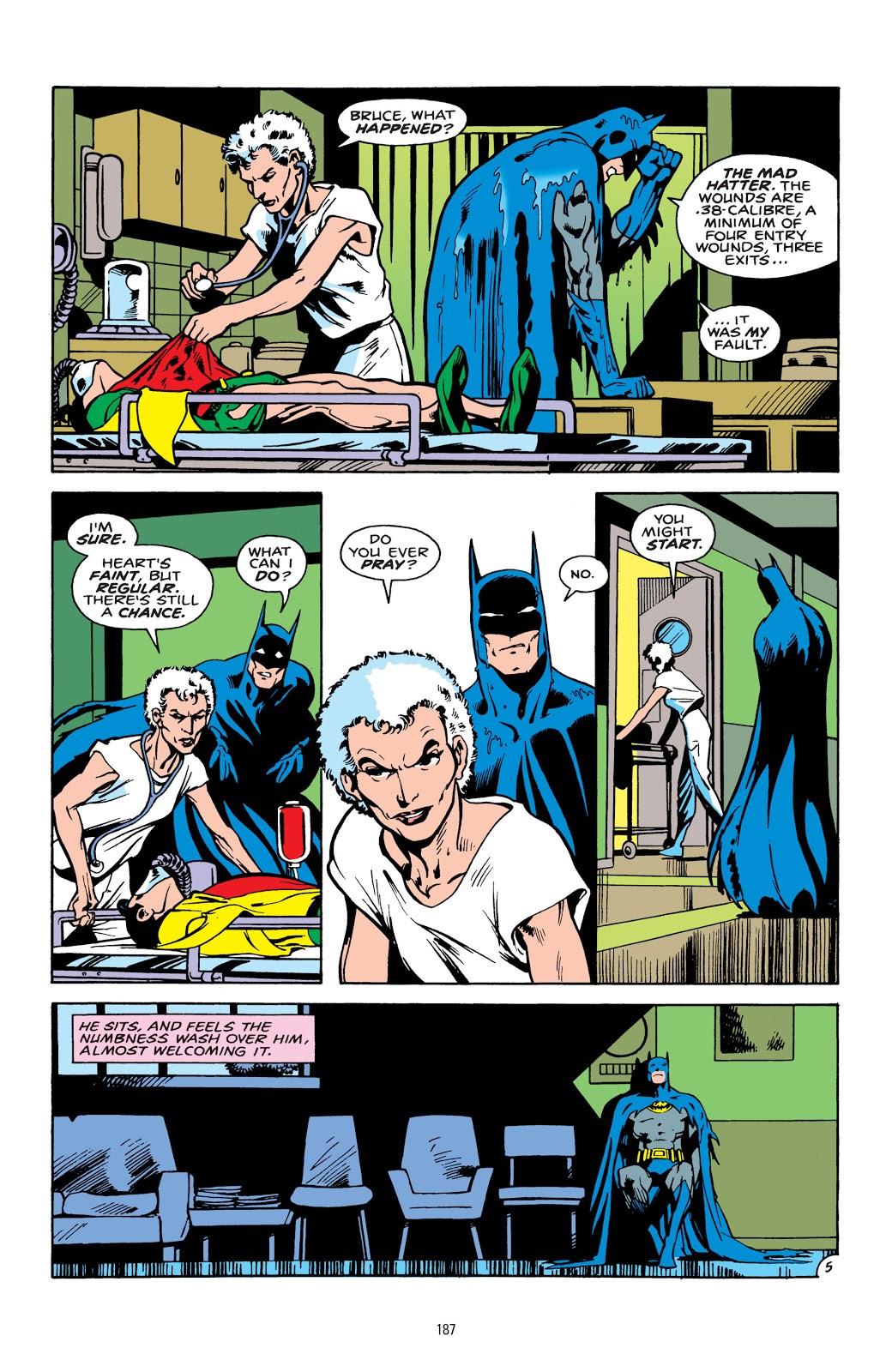 Read online Detective Comics (1937) comic -  Issue # _TPB Batman - The Dark Knight Detective 1 (Part 2) - 87