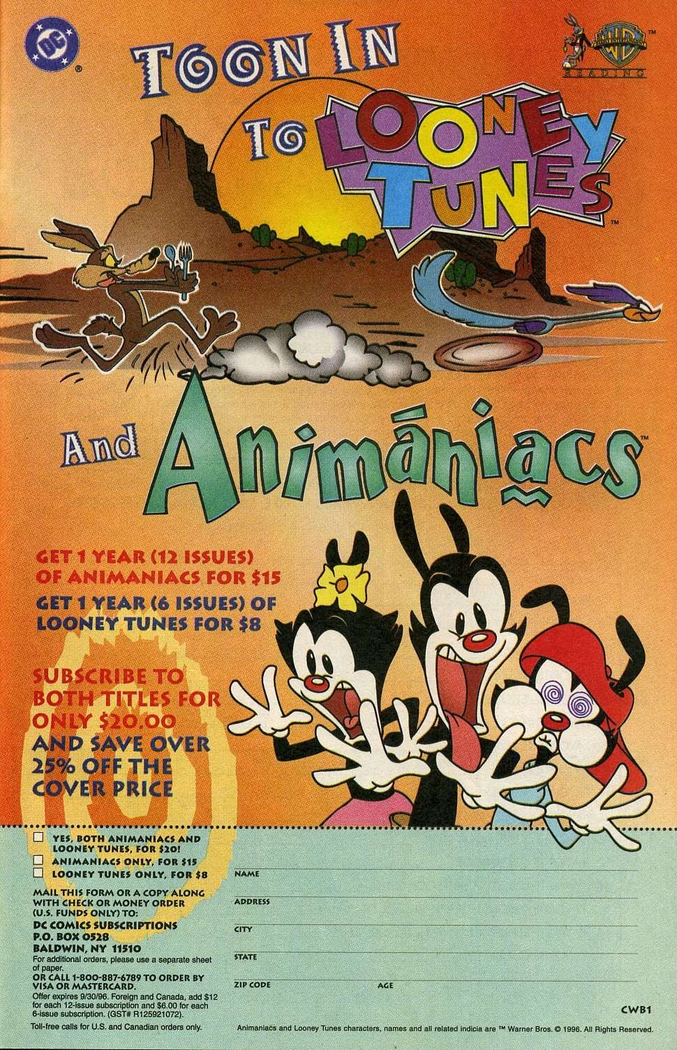 Animaniacs (1995) issue 14 - Page 29