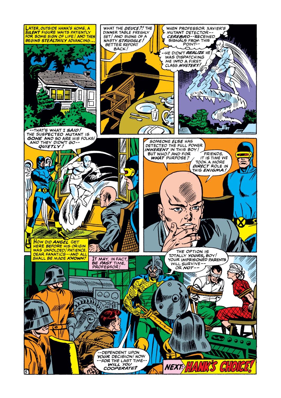 Read online Amazing Adventures (1970) comic -  Issue #17 - 18