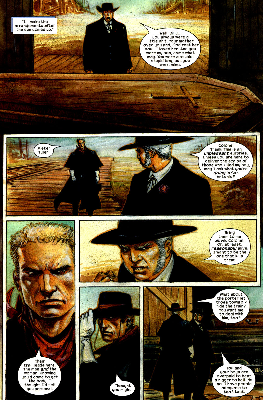 Read online Apache Skies comic -  Issue #3 - 10