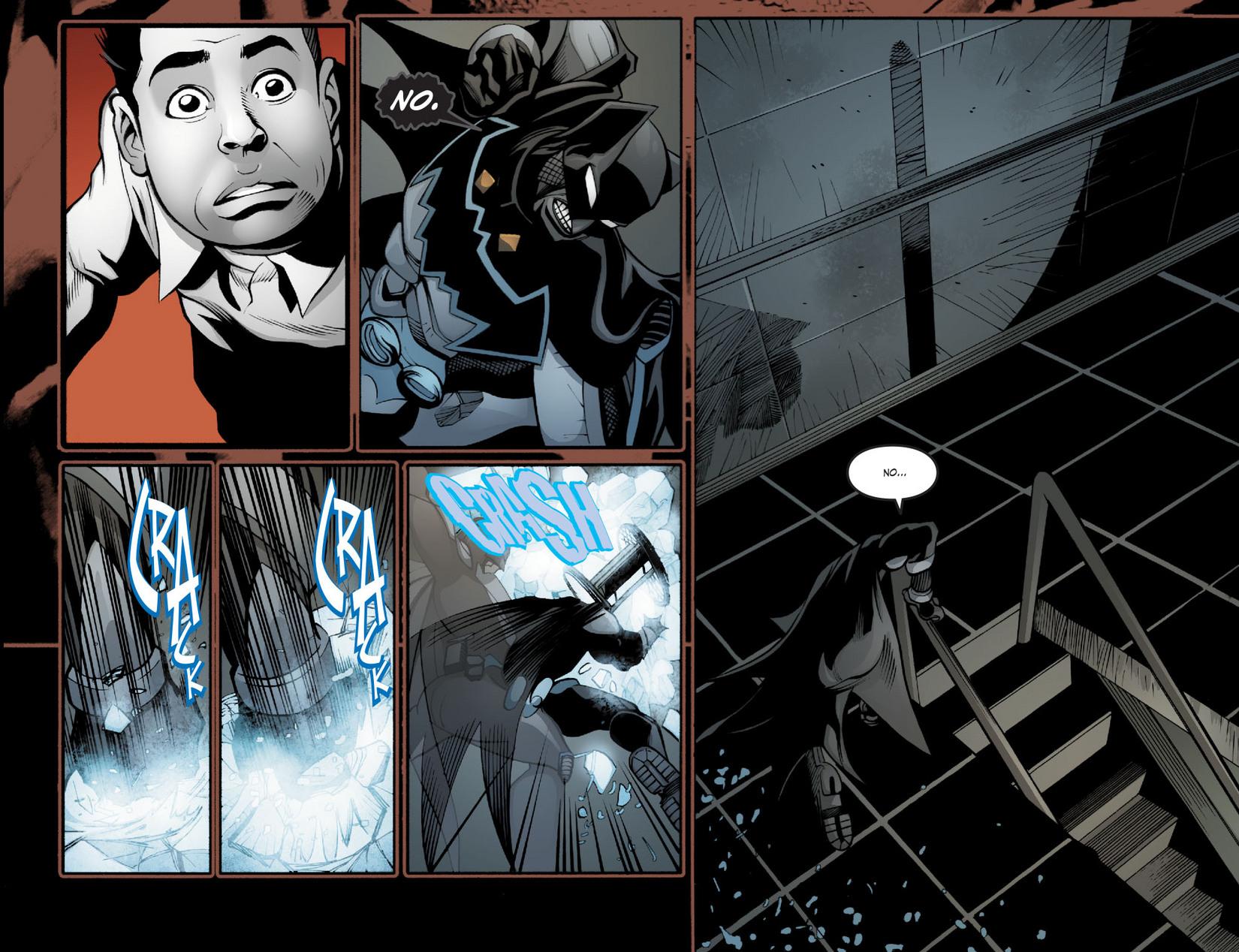 Read online Smallville: Season 11 comic -  Issue #20 - 12