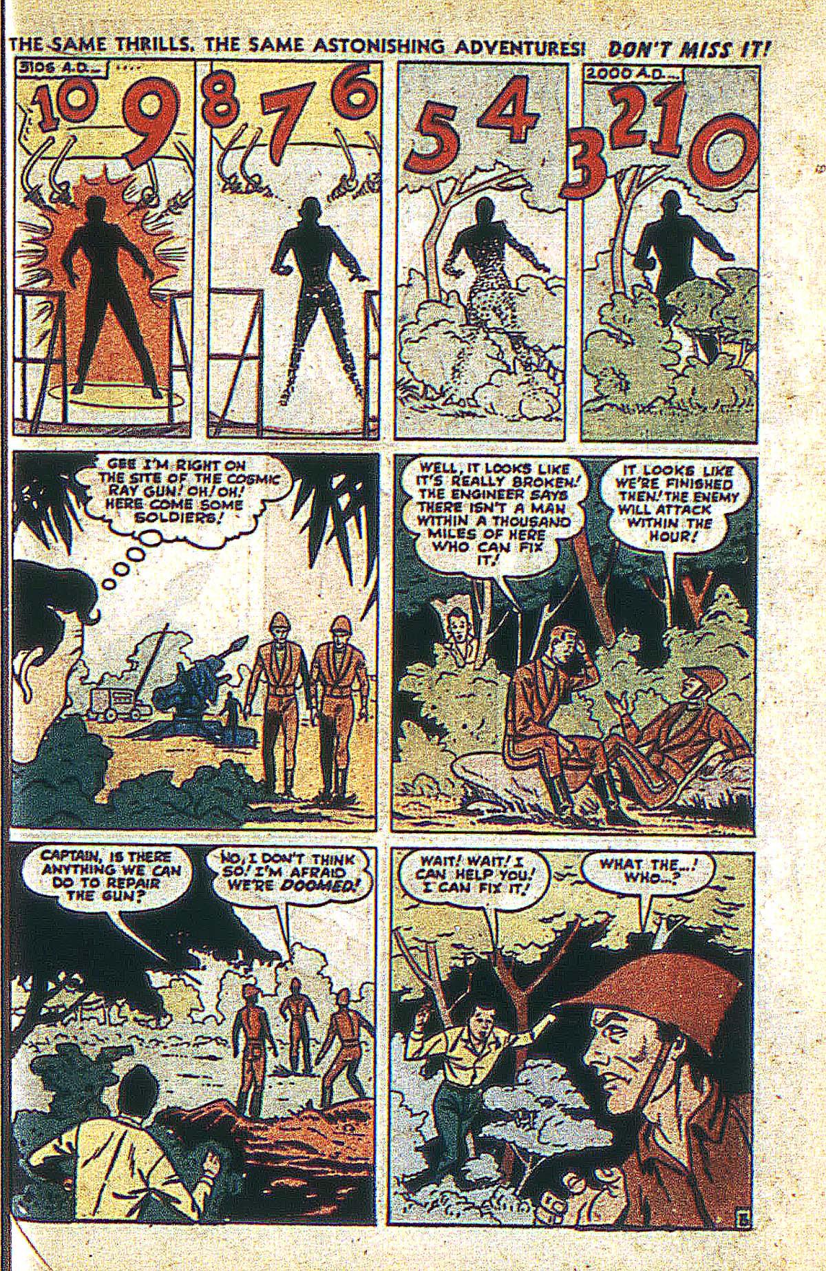 Read online Marvel Boy (1950) comic -  Issue #2 - 20