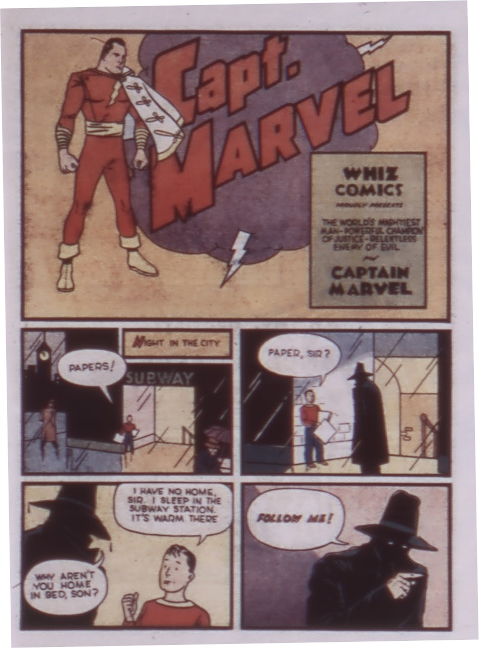 Read online WHIZ Comics comic -  Issue #1 - 3