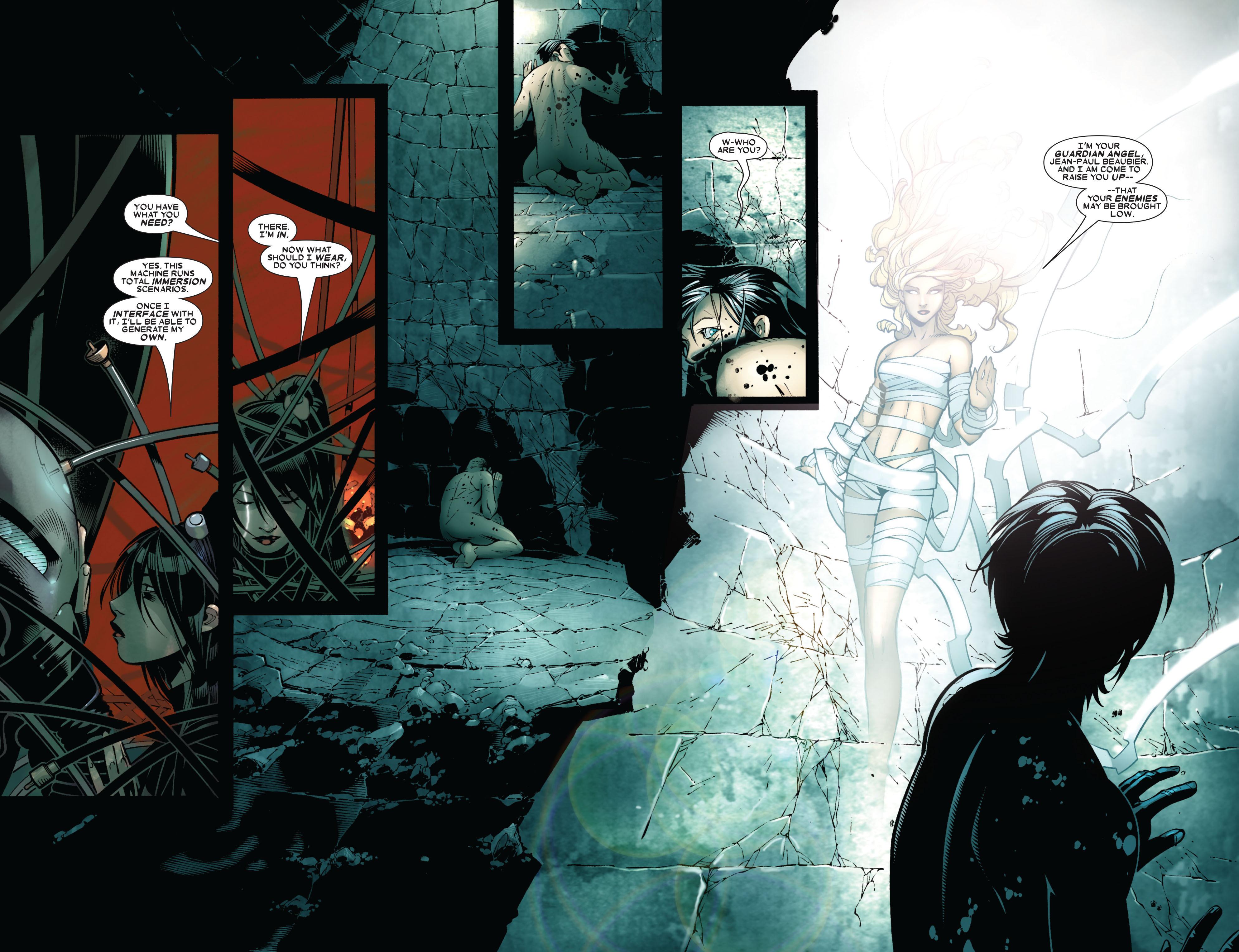 X-Men (1991) 189 Page 4