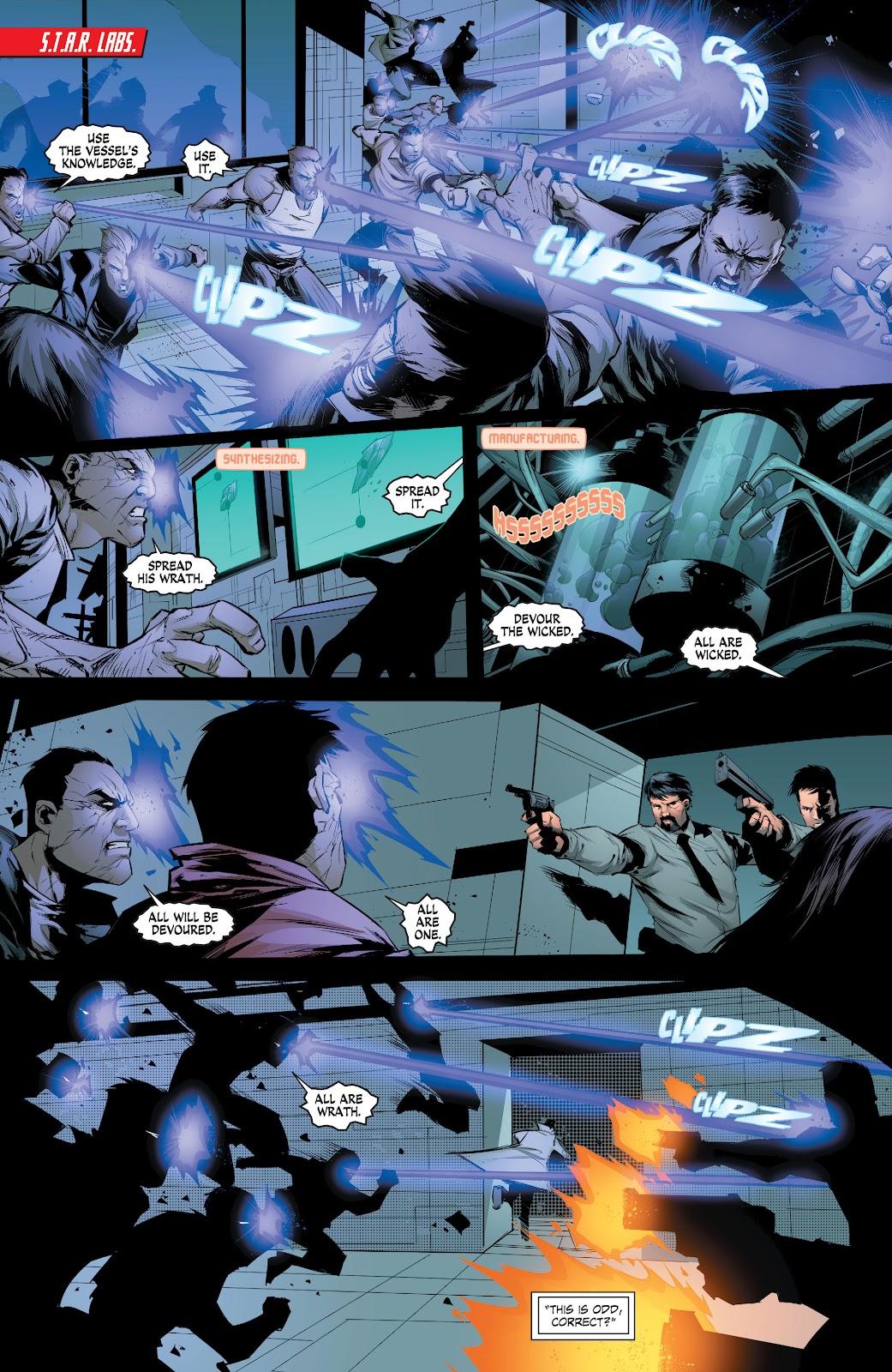 Read online Smallville Season 11 [II] comic -  Issue # TPB 8 - 91