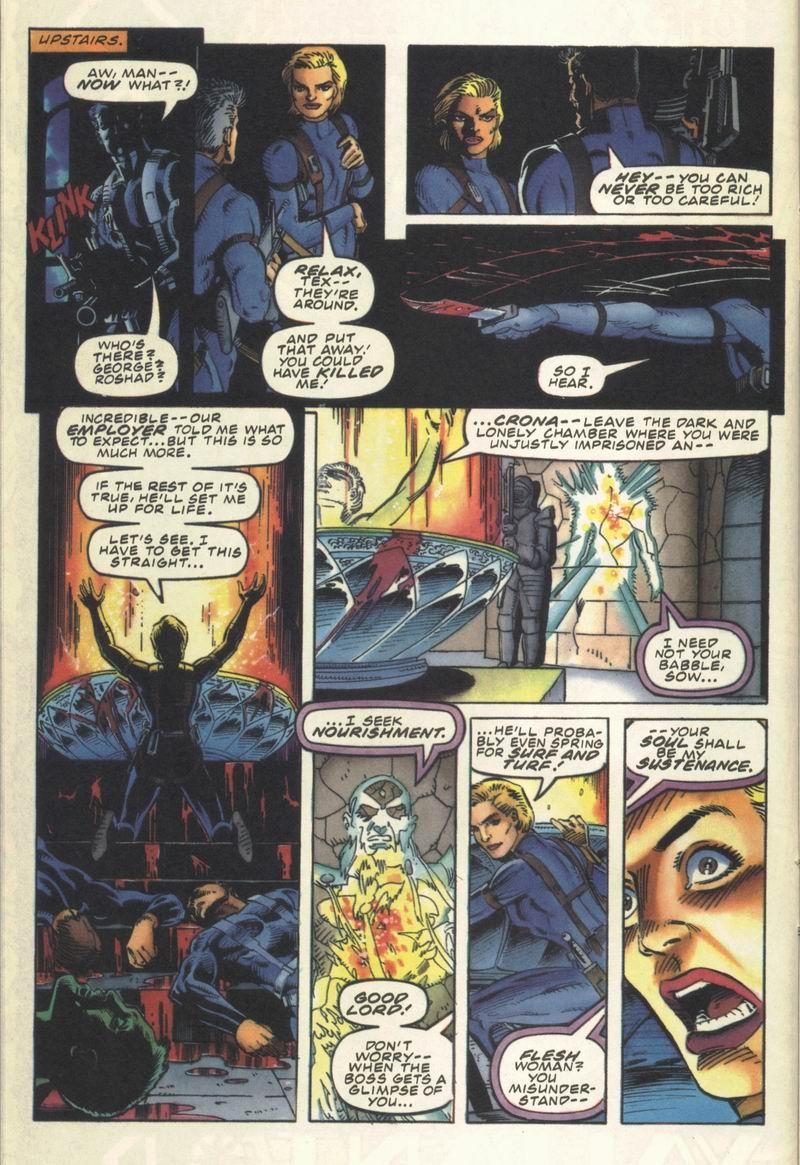 Read online Secret Weapons comic -  Issue #13 - 9