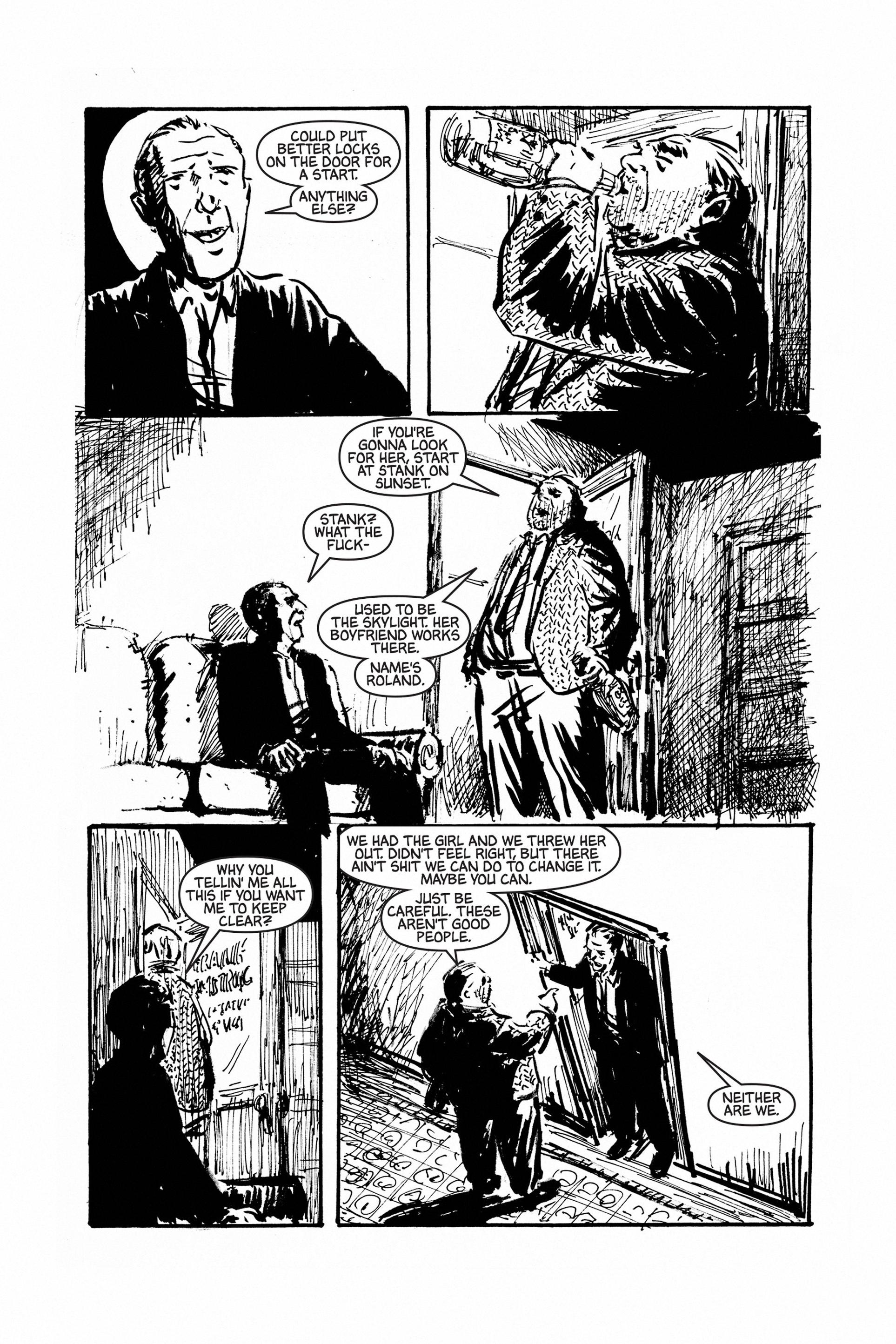 Read online Tumor comic -  Issue # TPB - 31