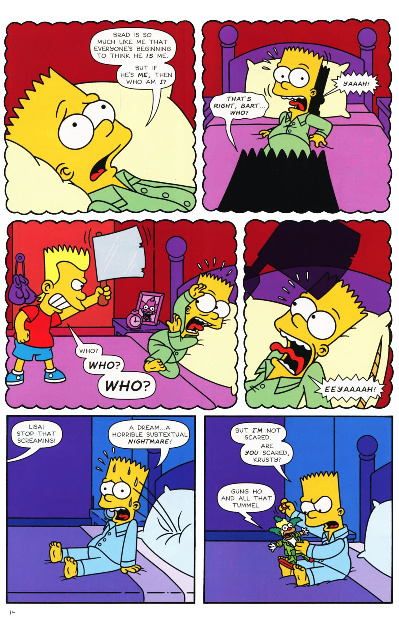 Read online Simpsons Comics comic -  Issue #169 - 13