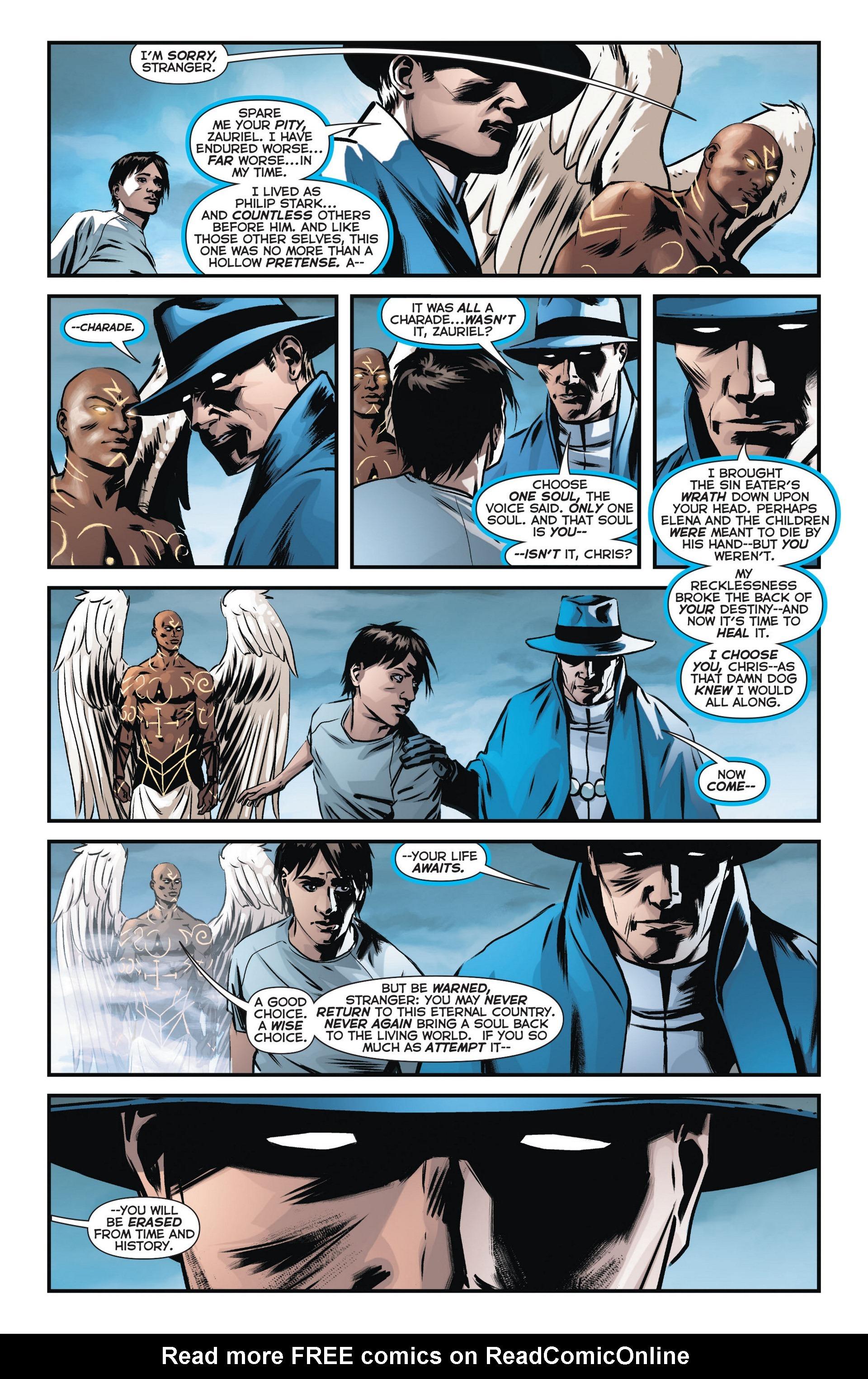 Read online Trinity of Sin: The Phantom Stranger comic -  Issue #10 - 18