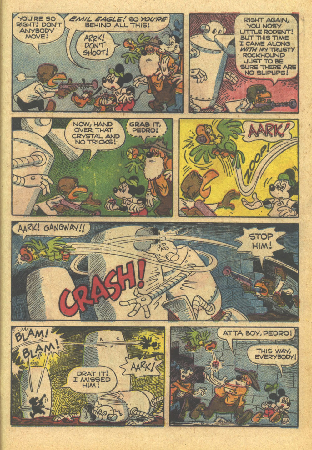 Walt Disney's Comics and Stories issue 332 - Page 29